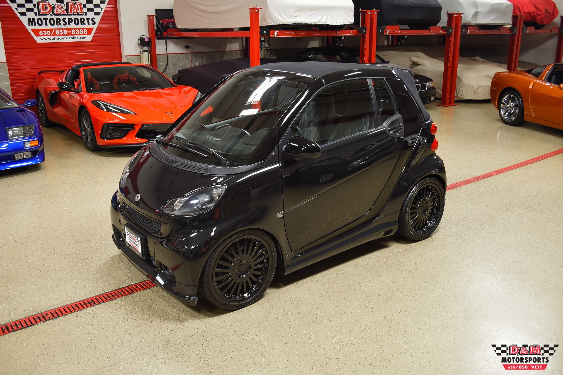 Used 2012 Smart fortwo passion cabriolet | Glen Ellyn, IL