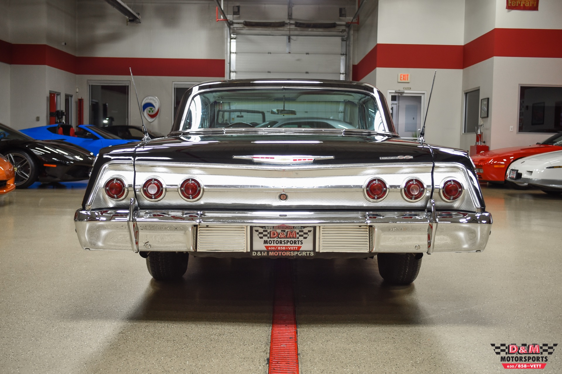 Used 1962 Chevrolet Impala SS  | Glen Ellyn, IL