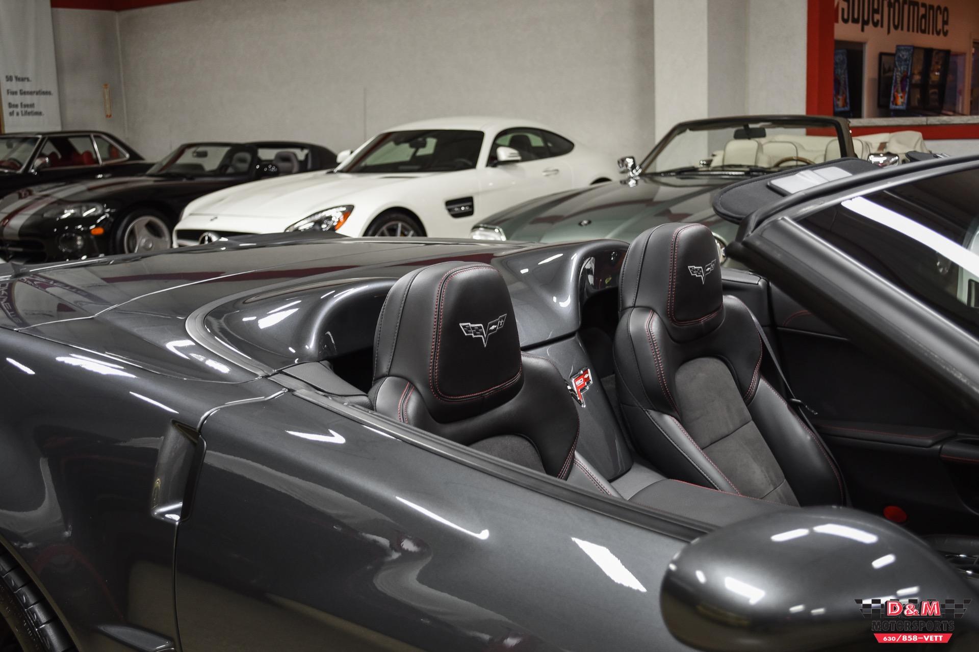 Used 2013 Chevrolet Corvette 427 Convertible | Glen Ellyn, IL