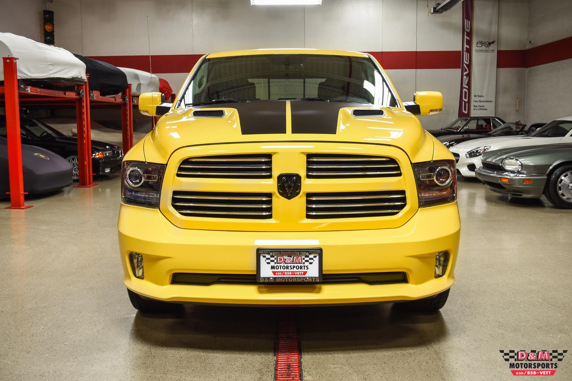 Used 2016 Ram 1500 Sport Crew Cab   Glen Ellyn, IL