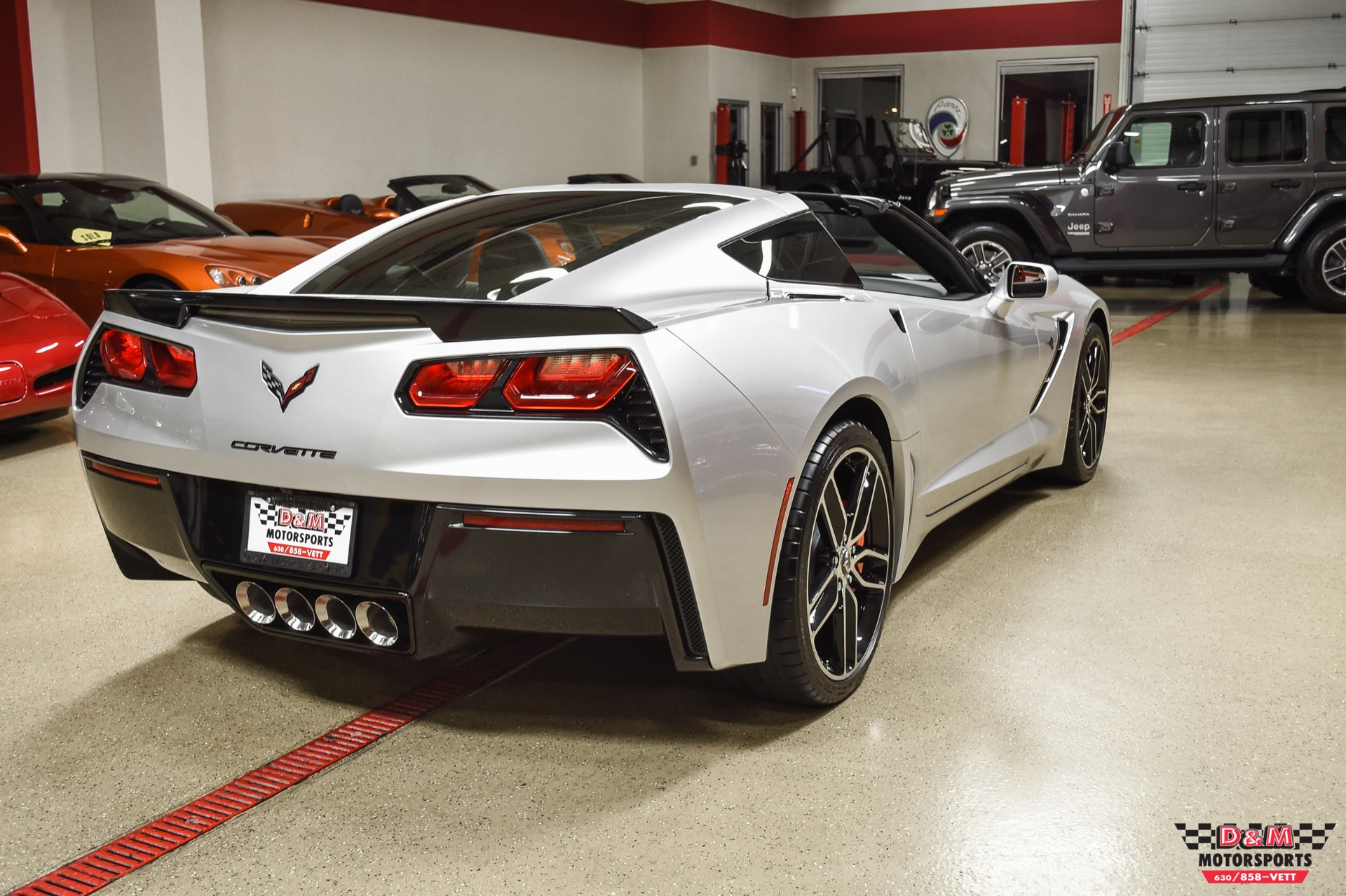 Used 2018 Chevrolet Corvette Stingray Coupe | Glen Ellyn, IL