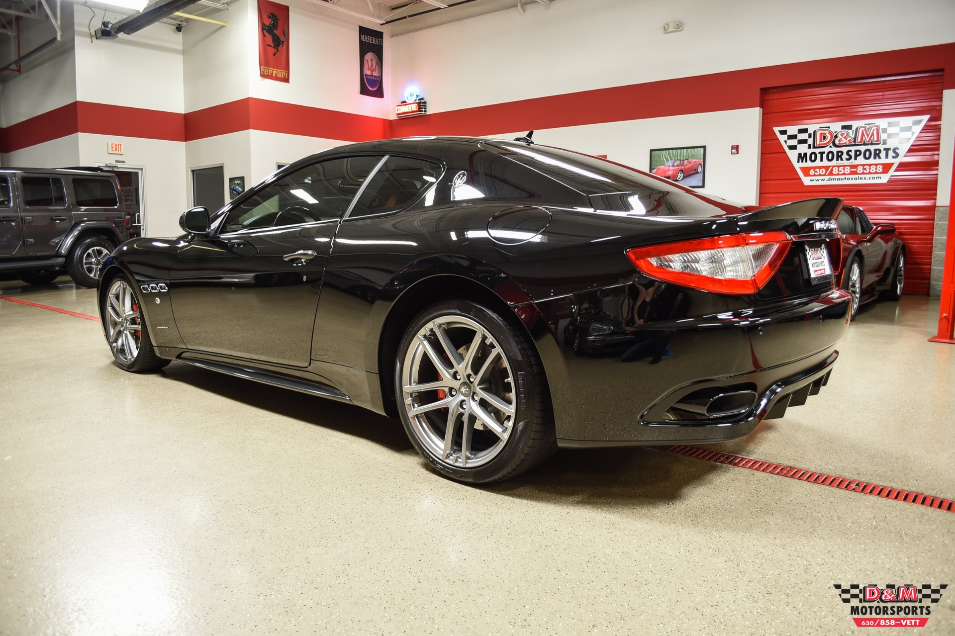 Used 2012 Maserati GranTurismo MC Sportline Coupe | Glen Ellyn, IL
