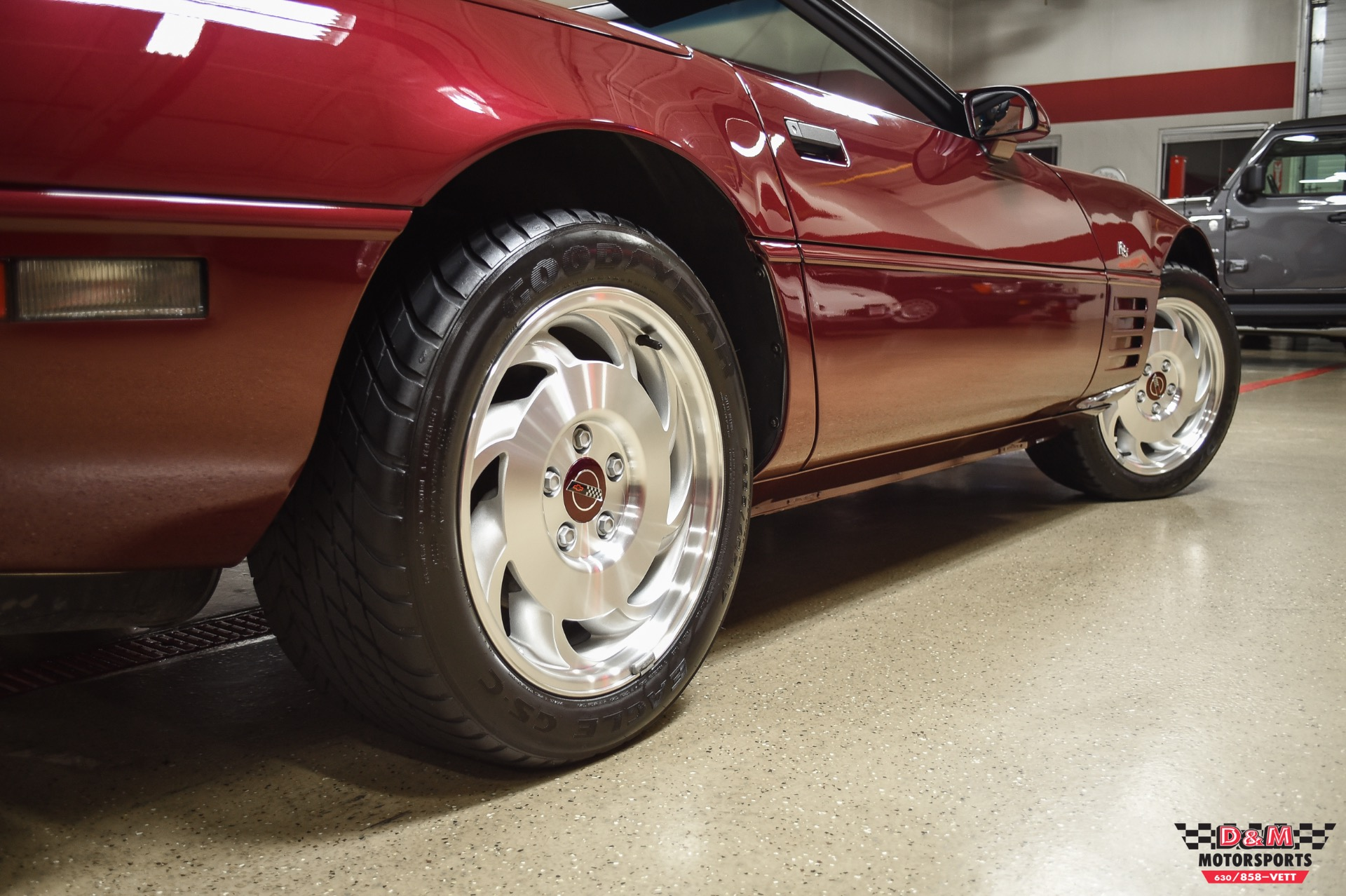 Used 1993 Chevrolet Corvette 40th Anniversary Convertible | Glen Ellyn, IL