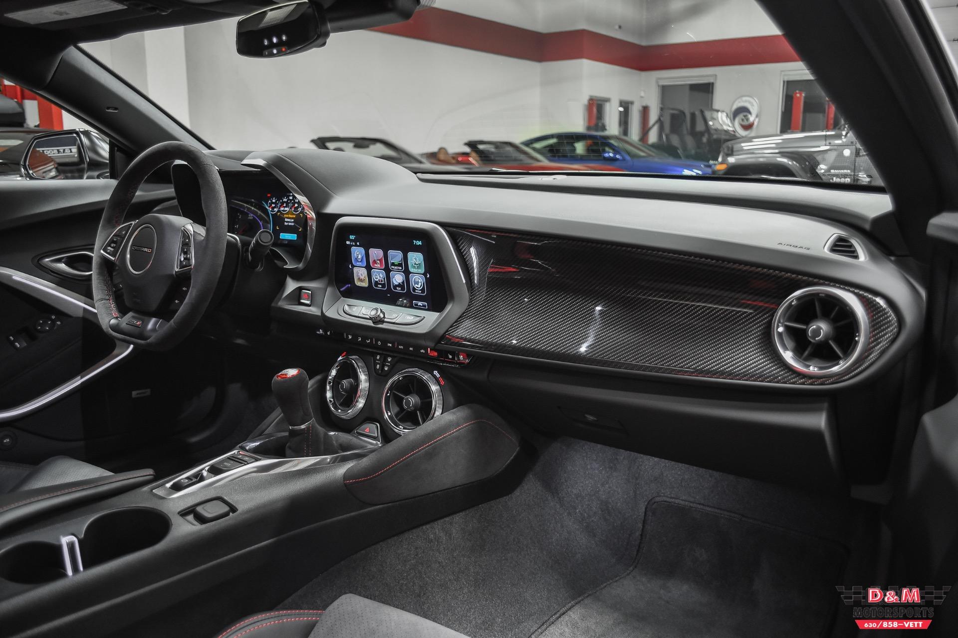 Used 2018 Chevrolet Camaro ZL1 Coupe | Glen Ellyn, IL