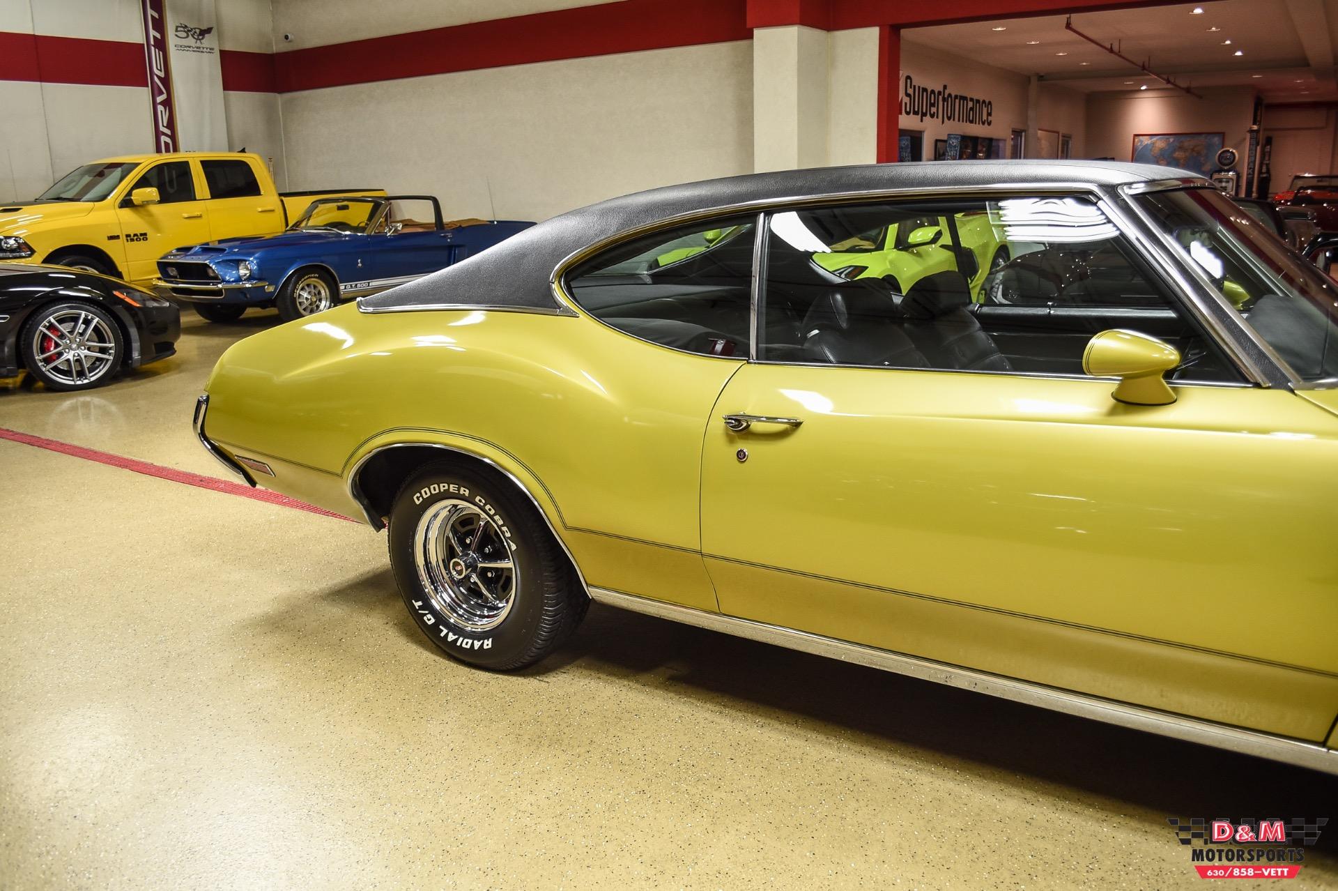 Used 1972 Oldsmobile Cutlass 442 | Glen Ellyn, IL