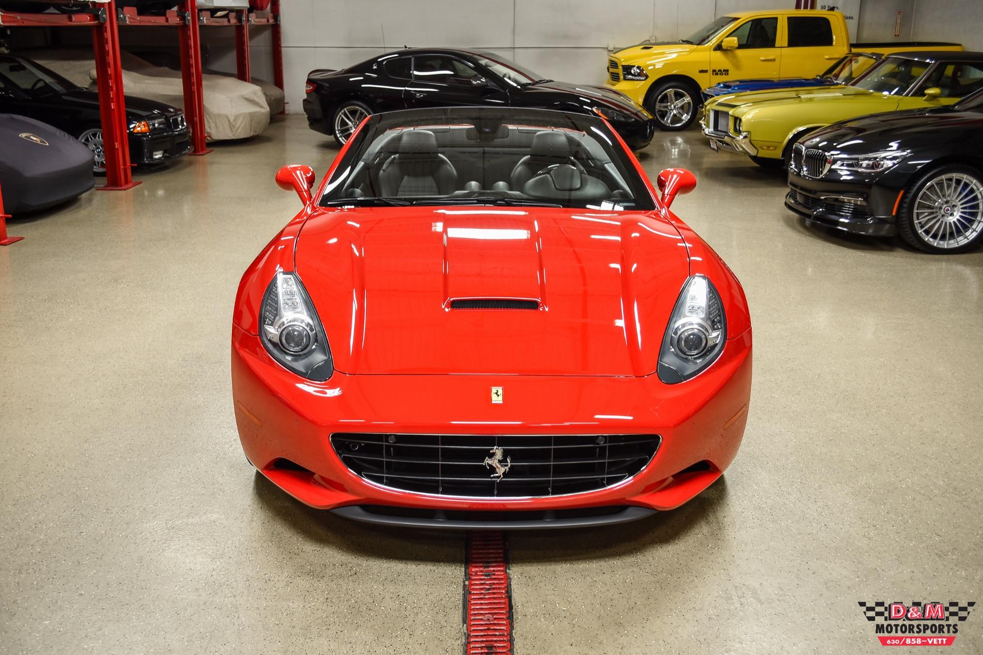 Used 2011 Ferrari California  | Glen Ellyn, IL