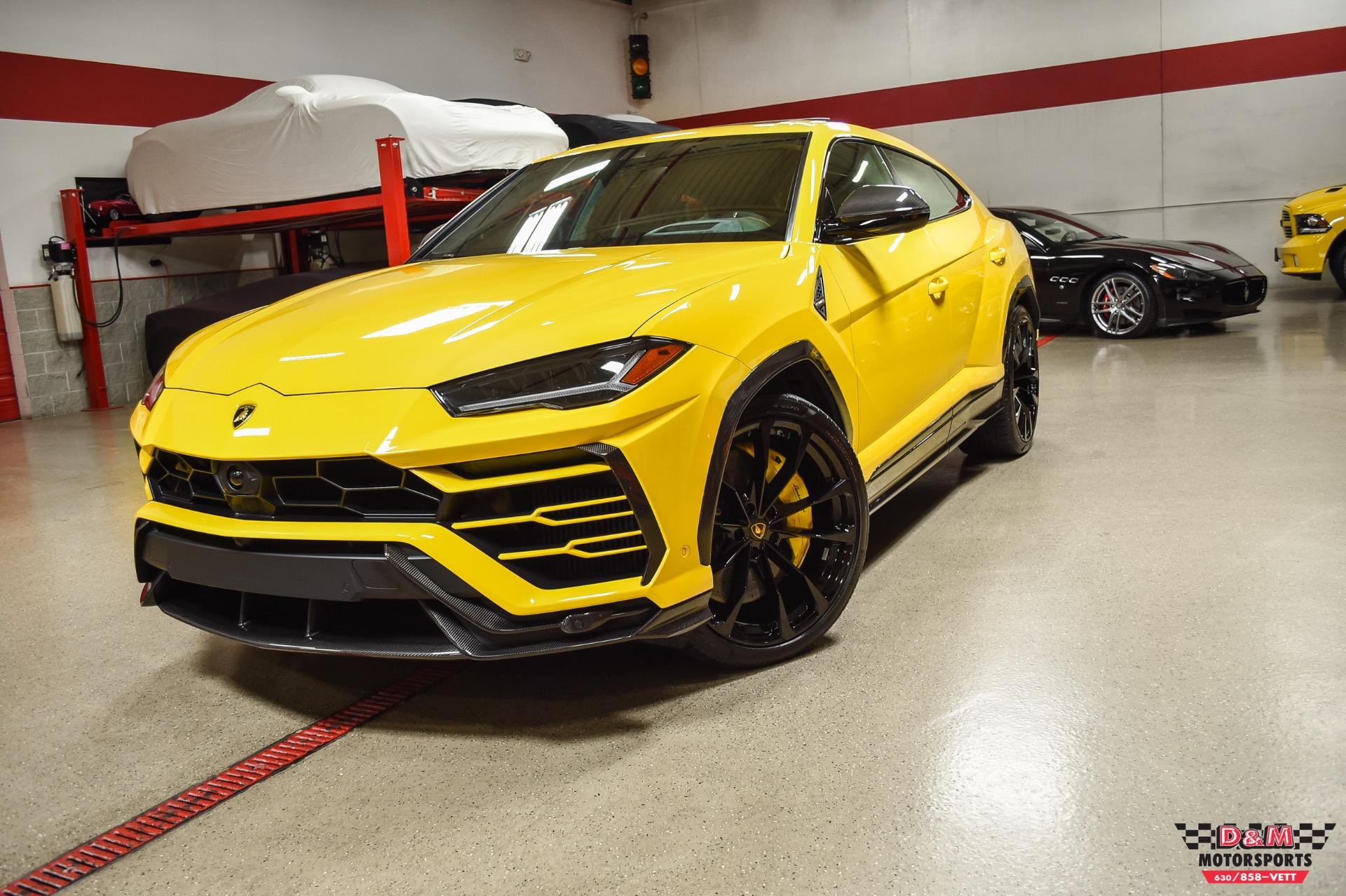 Used 2020 Lamborghini Urus  | Glen Ellyn, IL