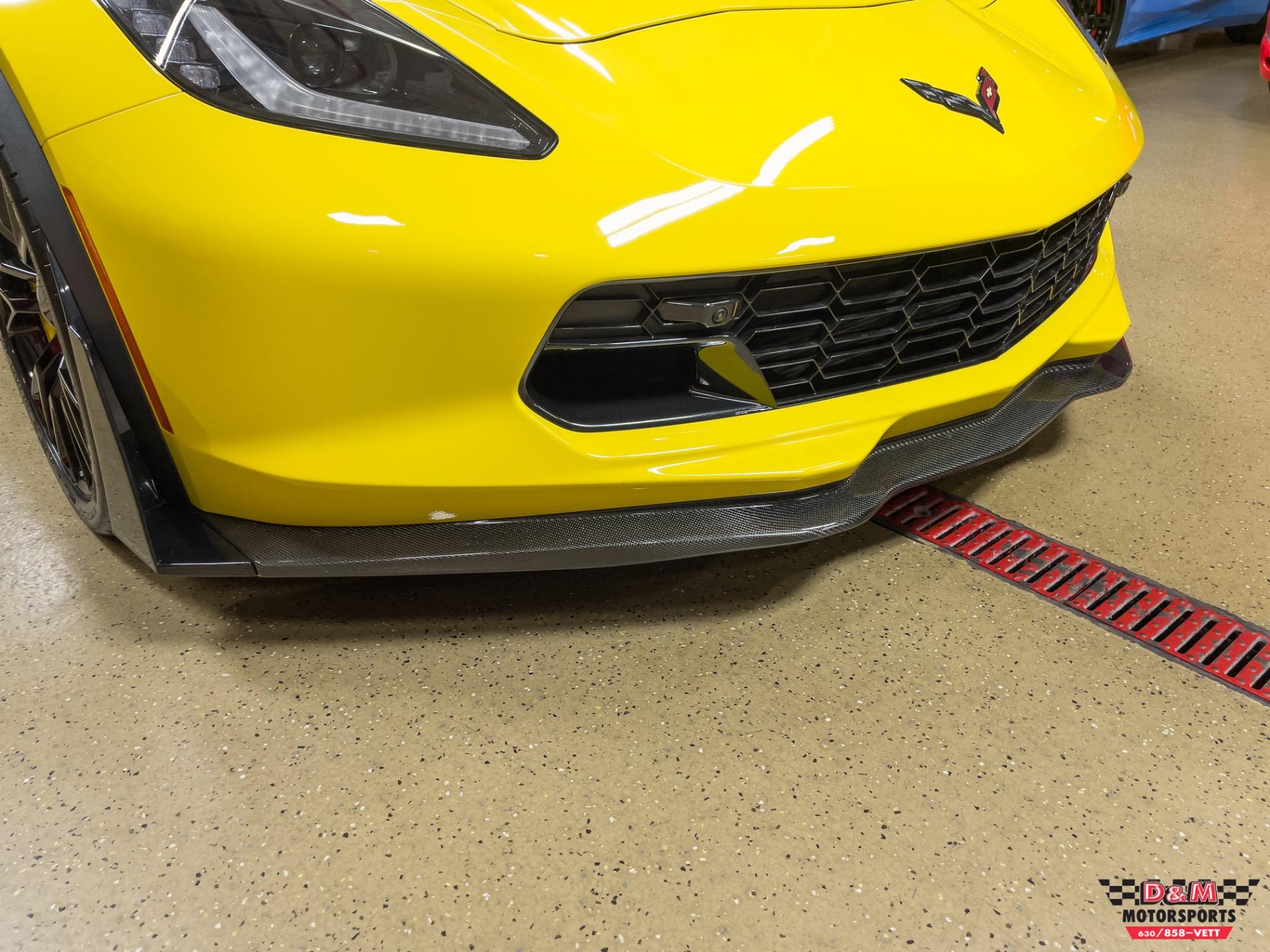 Used 2017 Chevrolet Corvette Z06 Coupe | Glen Ellyn, IL