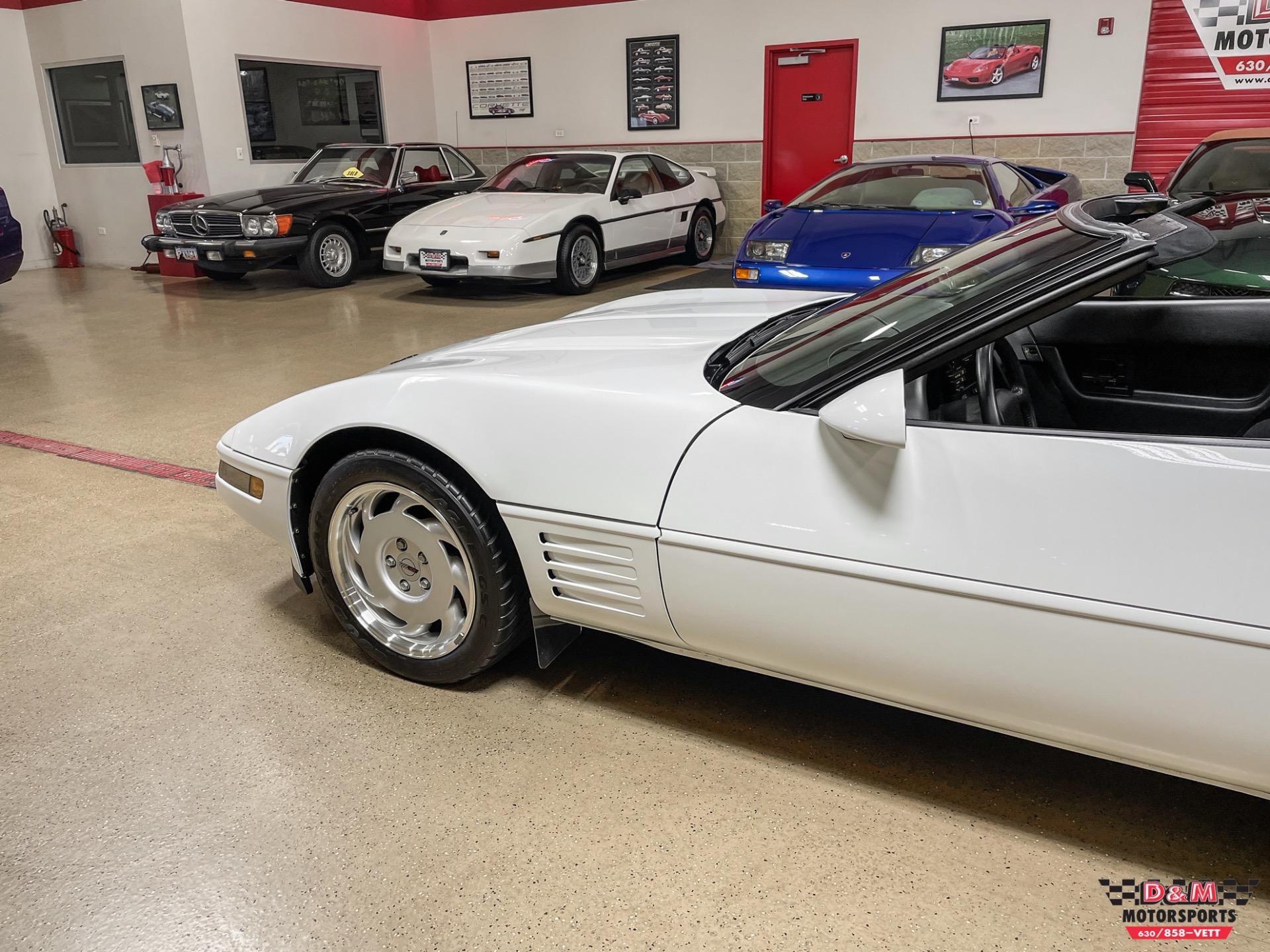 Used 1992 Chevrolet Corvette Coupe | Glen Ellyn, IL