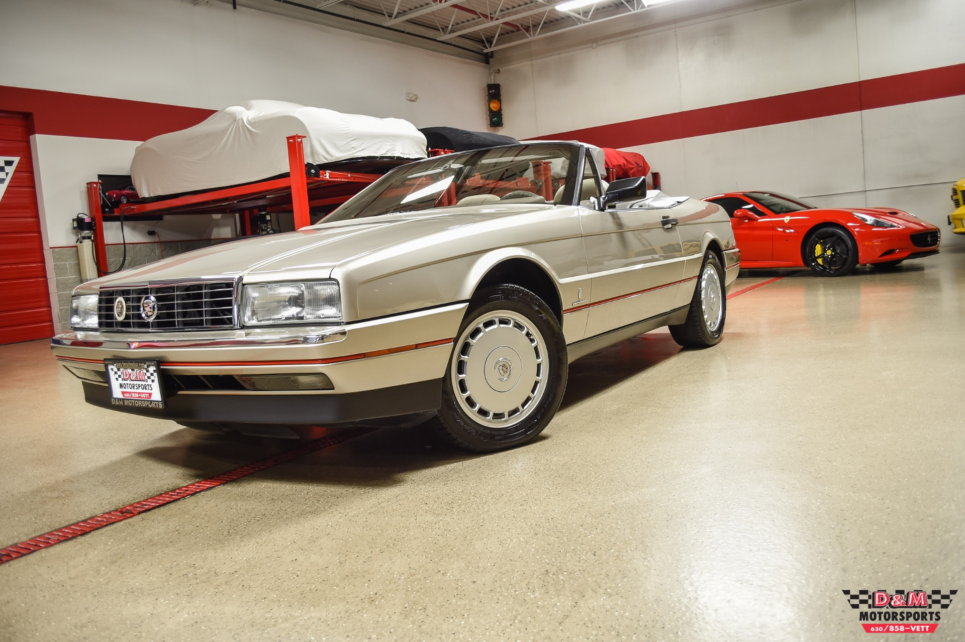 Used 1991 Cadillac Allante    Glen Ellyn, IL