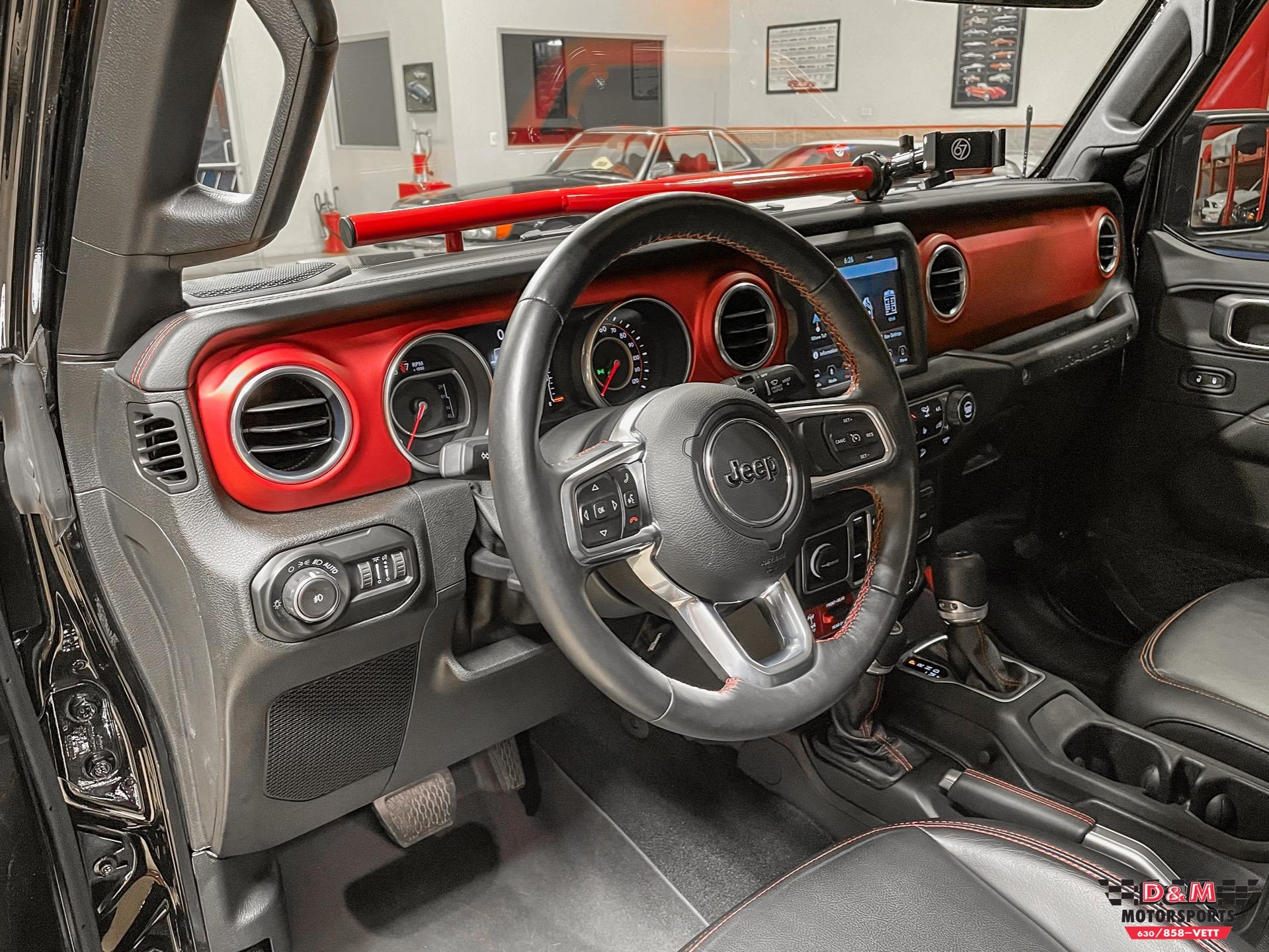 Used 2018 Jeep Wrangler Unlimited Rubicon | Glen Ellyn, IL