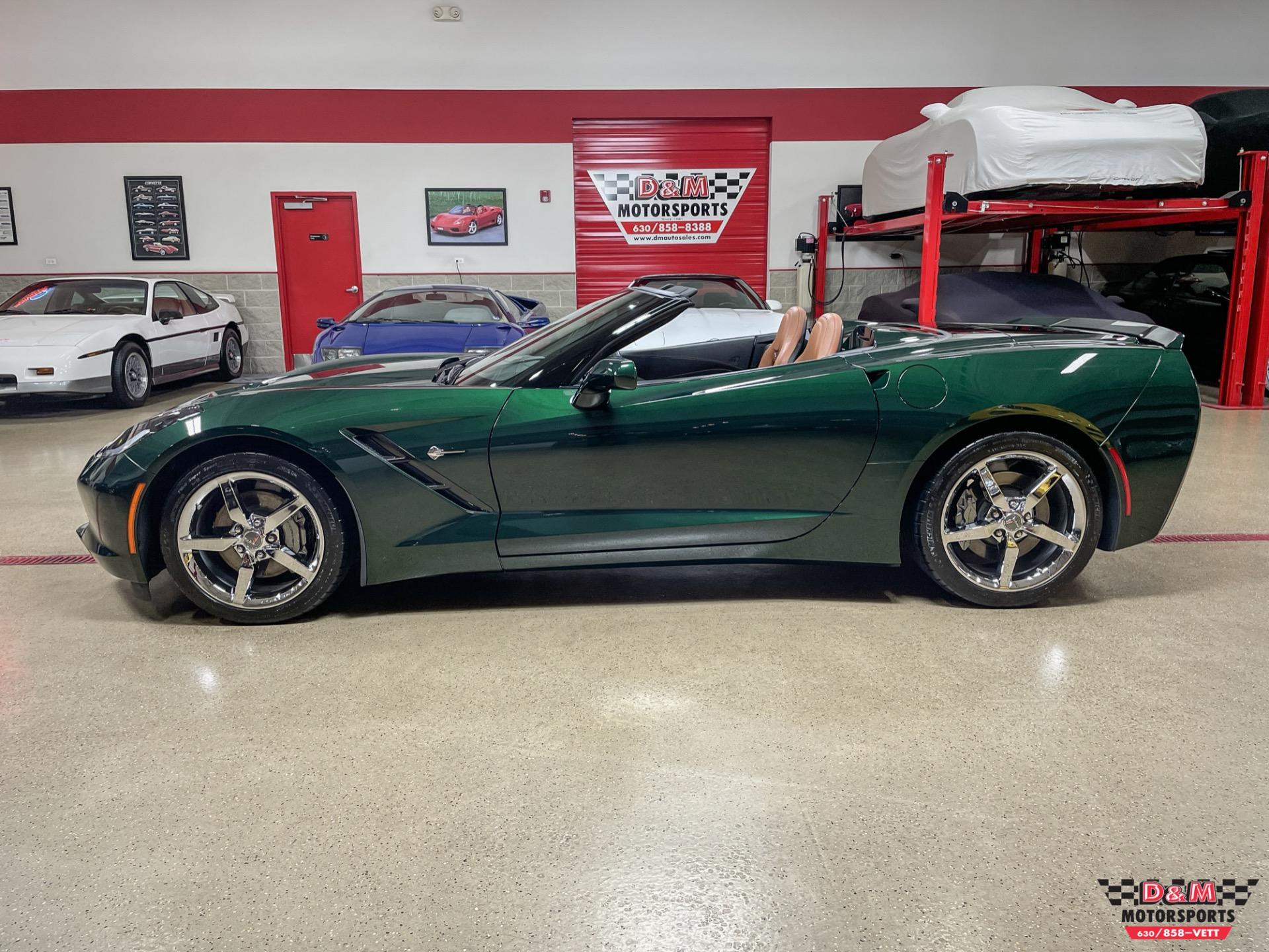 Used 2014 Chevrolet Corvette Stingray Convertible | Glen Ellyn, IL