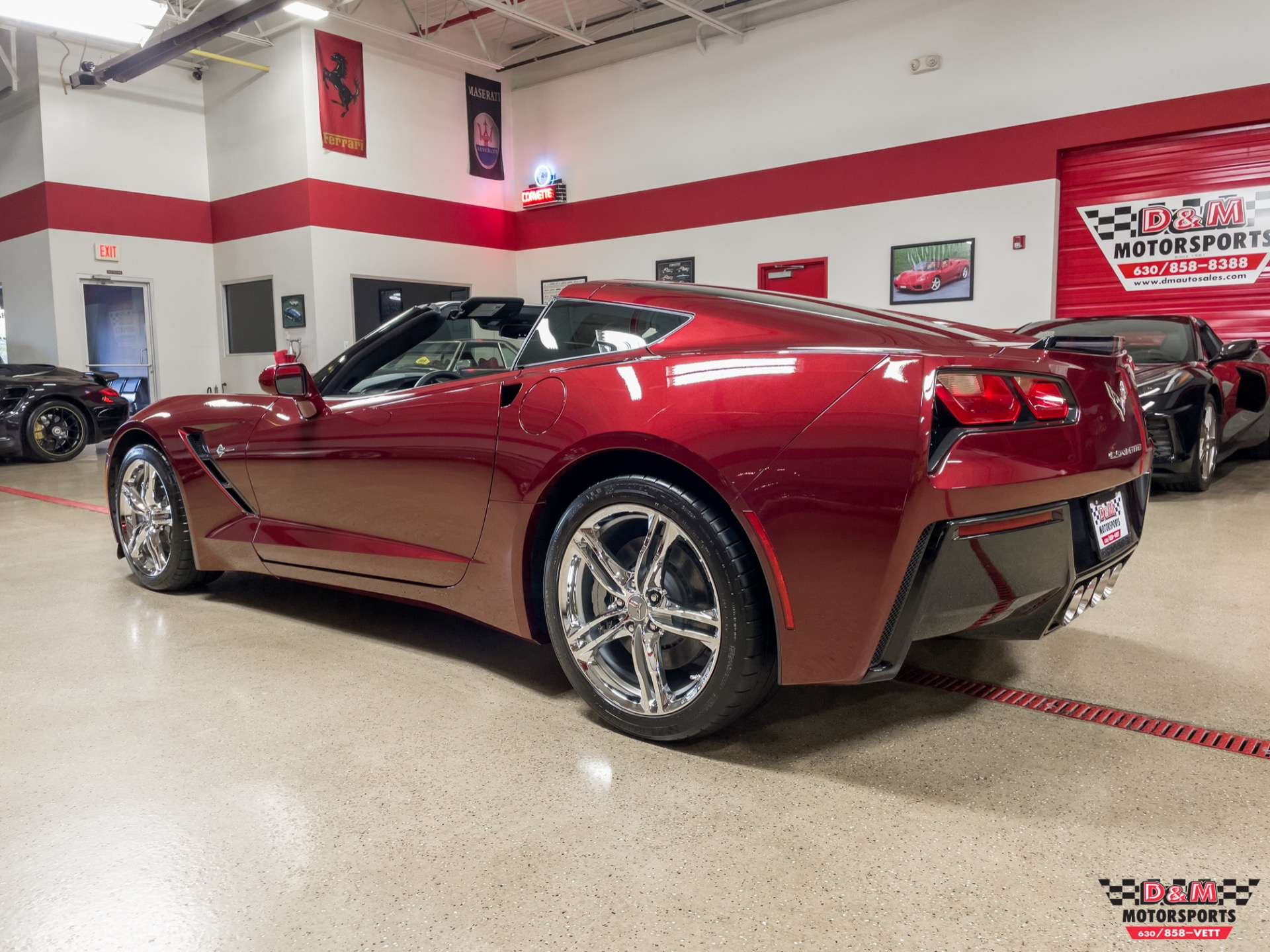 Used 2017 Chevrolet Corvette Stingray Coupe | Glen Ellyn, IL