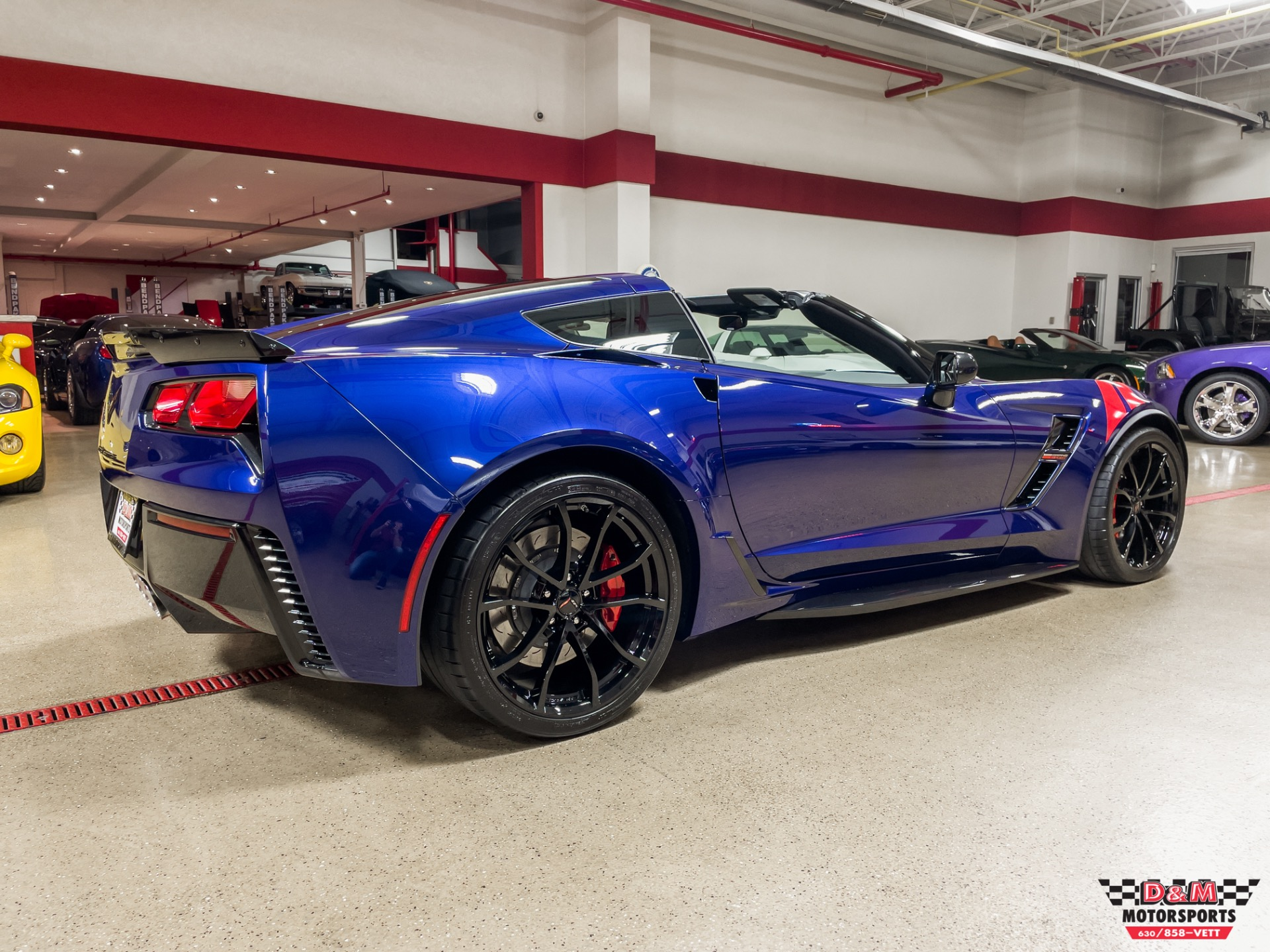 Used 2019 Chevrolet Corvette Grand Sport Coupe | Glen Ellyn, IL