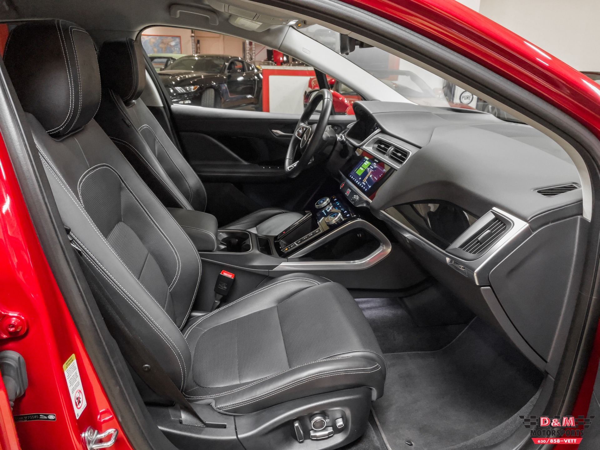 Used 2019 Jaguar I-PACE EV400 HSE | Glen Ellyn, IL