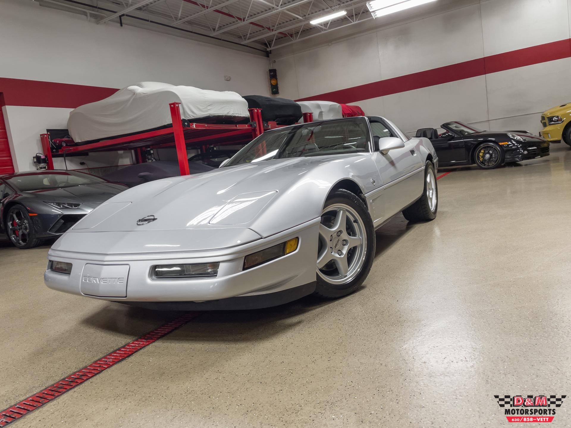 Used 1996 Chevrolet Corvette Coupe   Glen Ellyn, IL