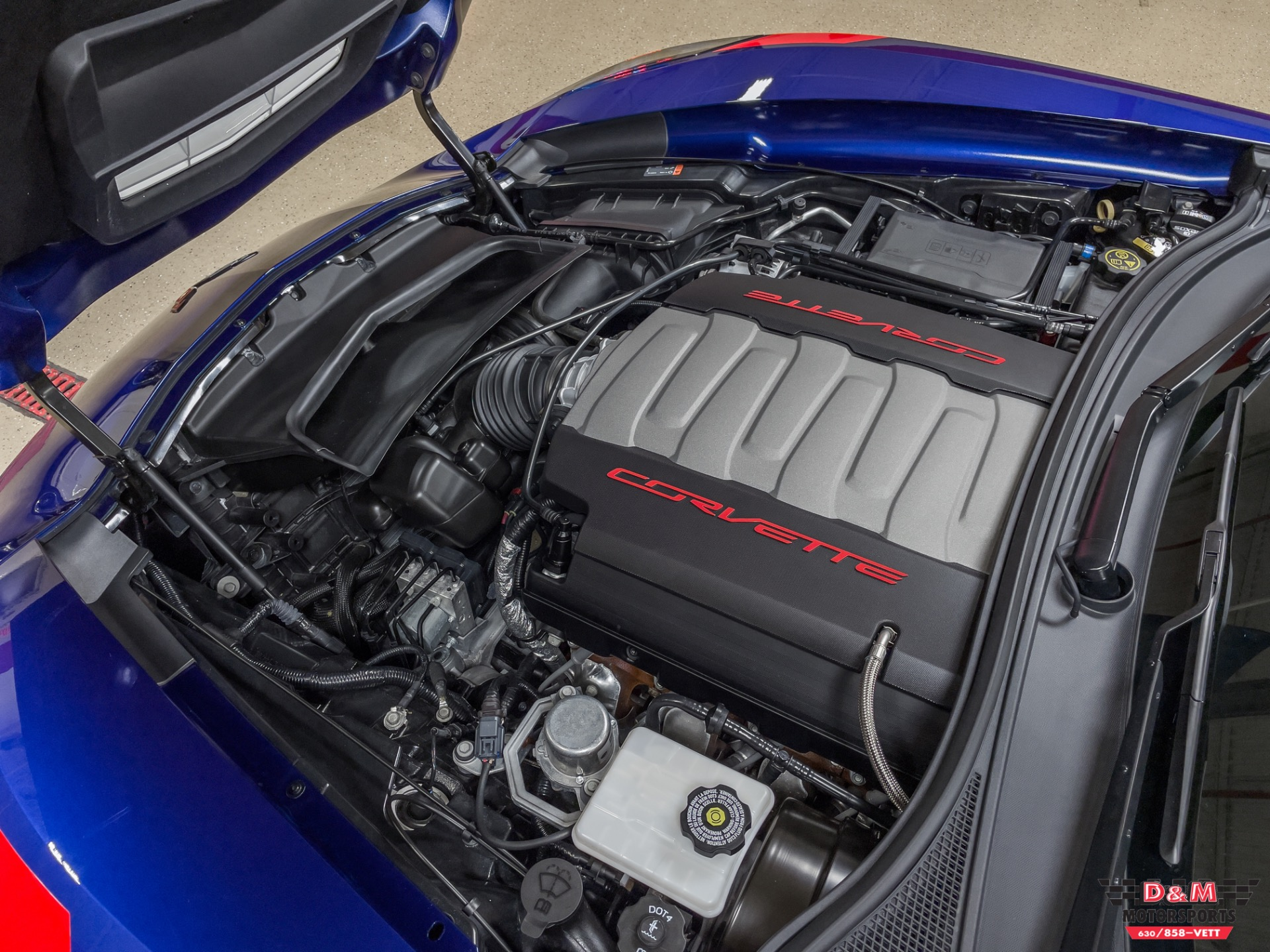 Used 2018 Chevrolet Corvette Grand Sport Coupe | Glen Ellyn, IL