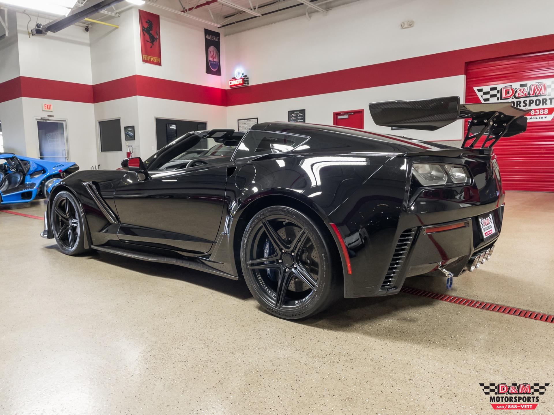 Used 2019 Chevrolet Corvette ZR1 Coupe | Glen Ellyn, IL