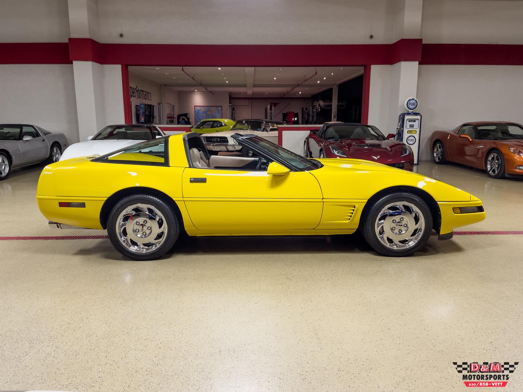 Used 1995 Chevrolet Corvette Coupe | Glen Ellyn, IL