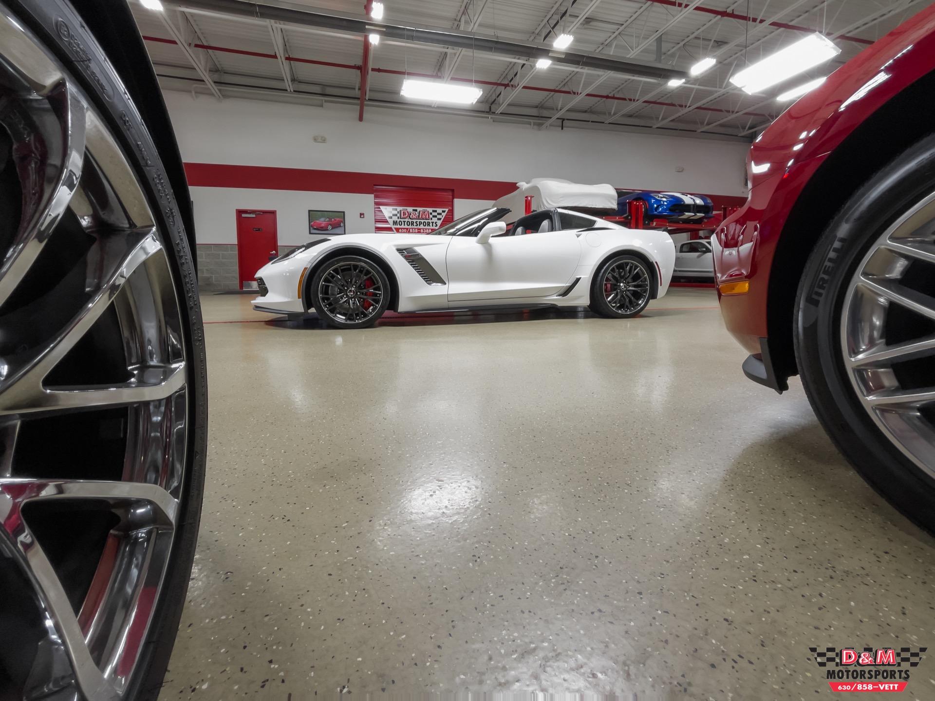 Used 2018 Chevrolet Corvette Z06 Coupe | Glen Ellyn, IL