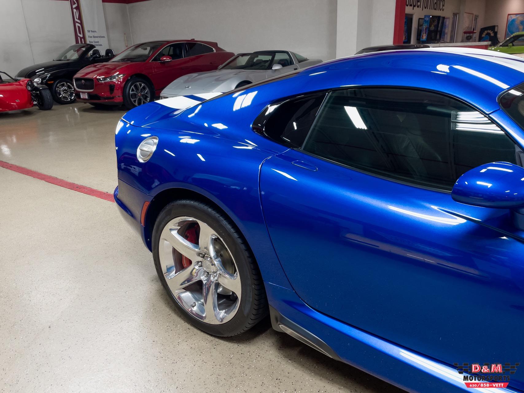 Used 2013 Dodge Viper GTS Launch Edition | Glen Ellyn, IL