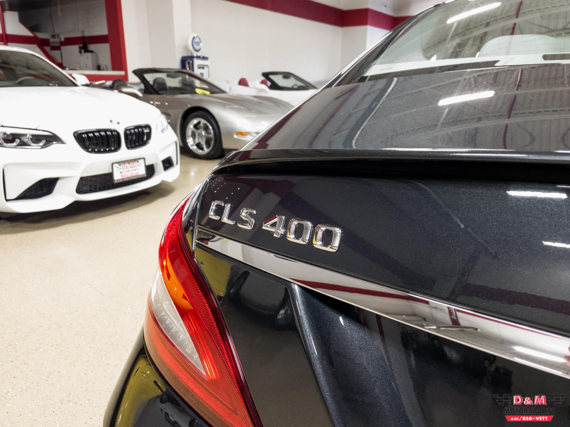 Used 2015 Mercedes-Benz CLS 400 4-MATIC | Glen Ellyn, IL