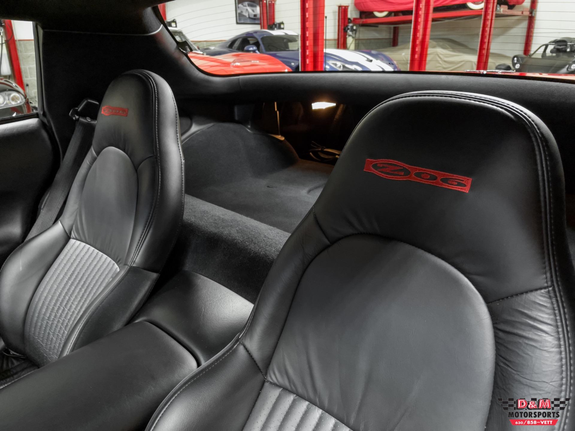 Used 2002 Chevrolet Corvette Z06   Glen Ellyn, IL