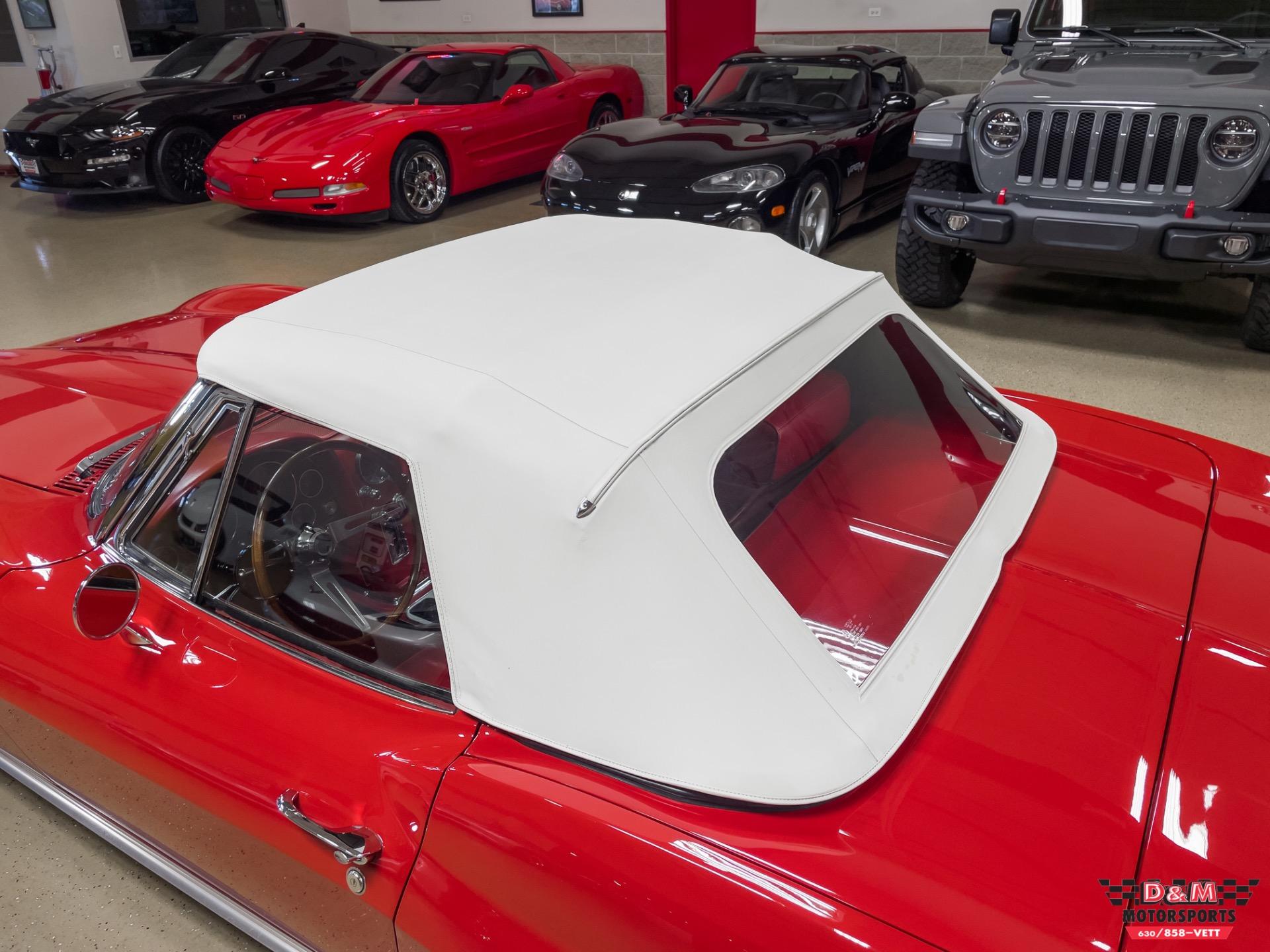 Used 1966 Chevrolet Corvette Convertible   Glen Ellyn, IL