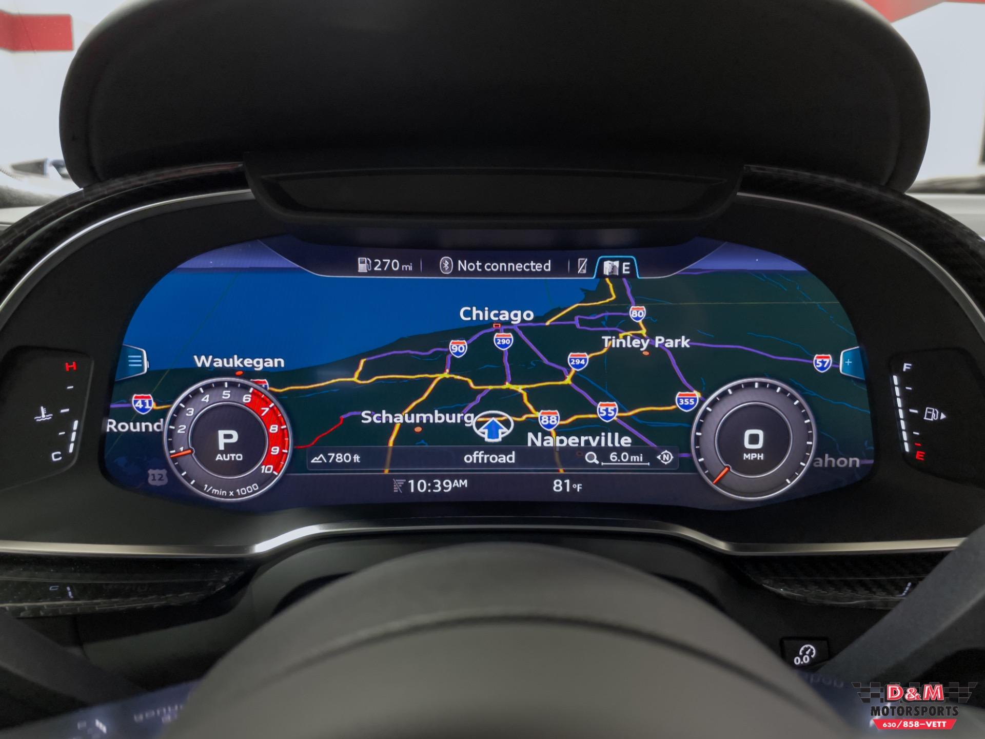 Used 2020 Audi R8 5.2 quattro performance | Glen Ellyn, IL