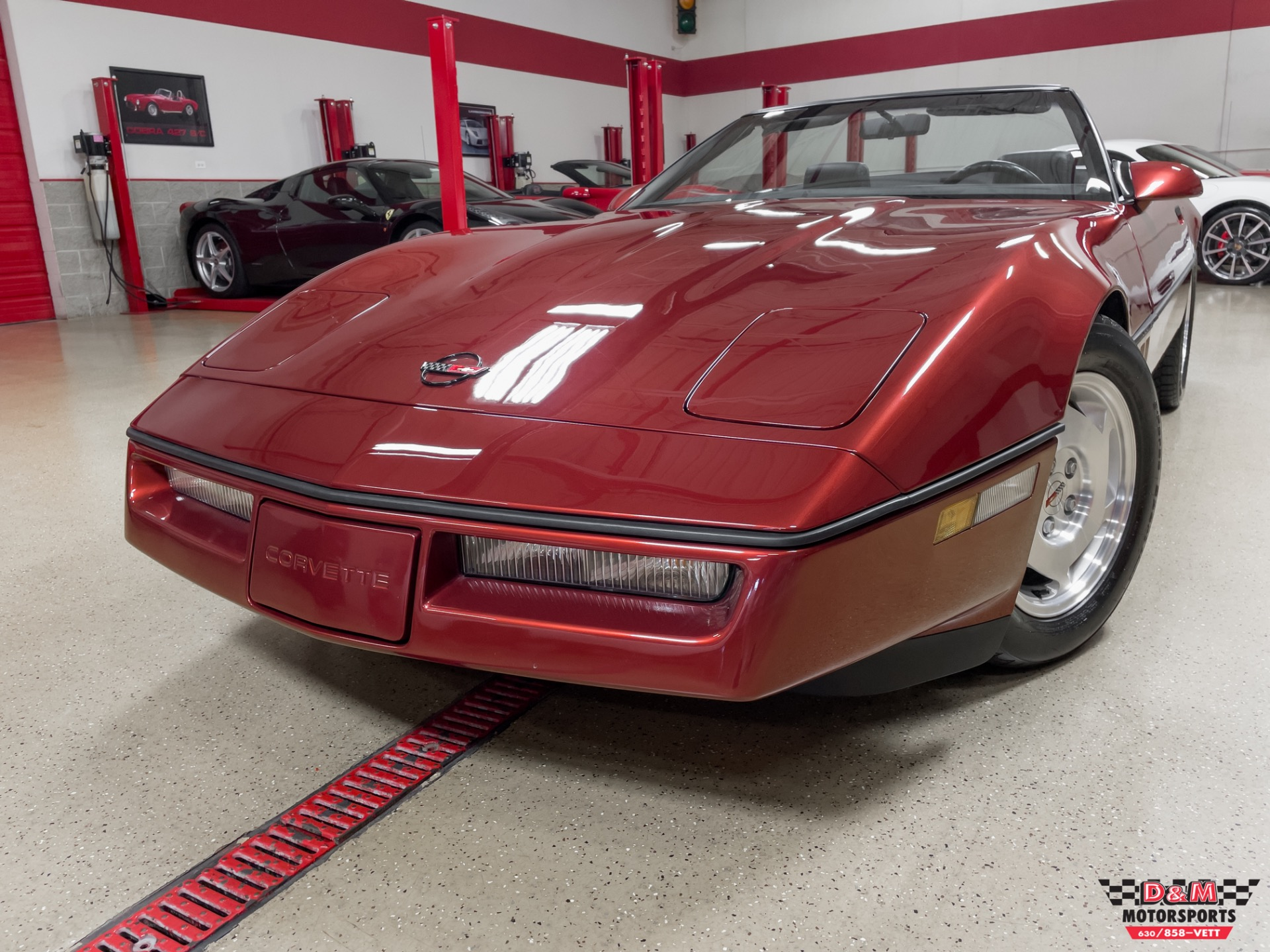 Used 1988 Chevrolet Corvette Convertible   Glen Ellyn, IL
