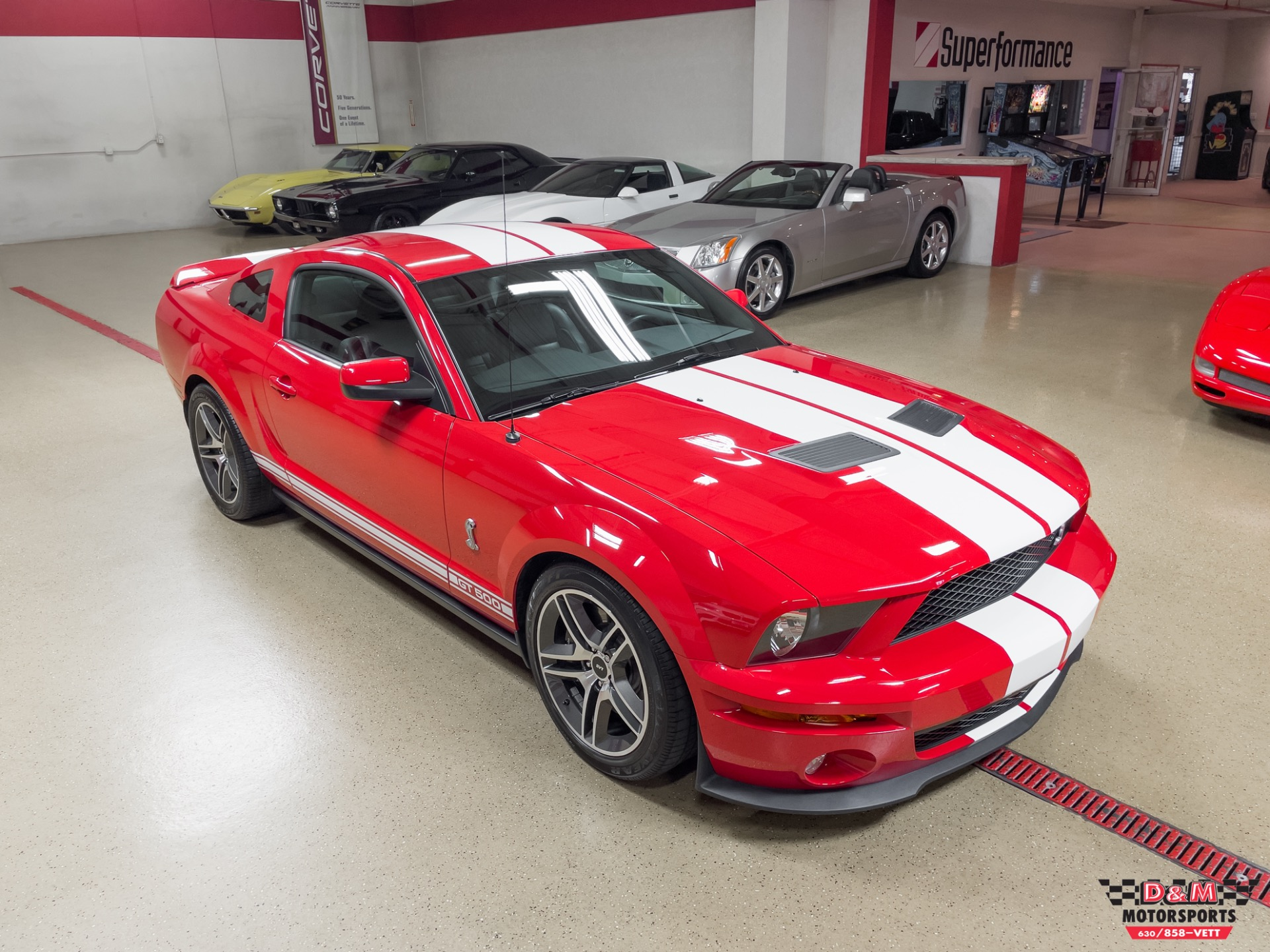 Used 2008 Ford Shelby GT500 Coupe | Glen Ellyn, IL