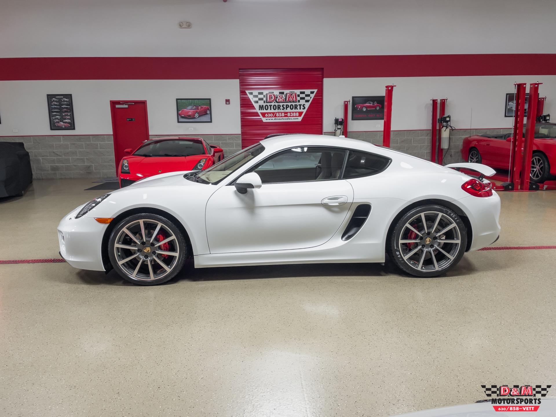 Used 2014 Porsche Cayman Coupe   Glen Ellyn, IL