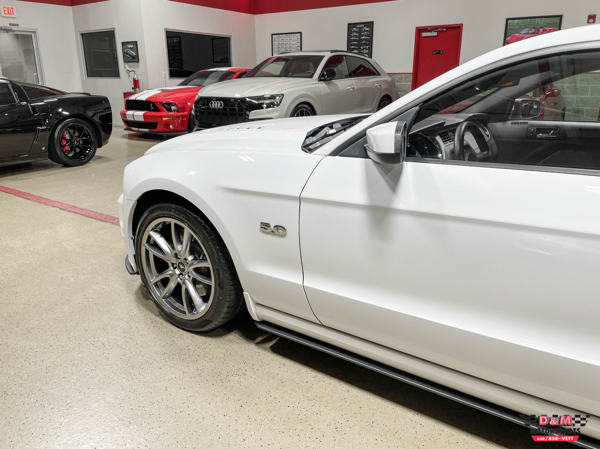 Used 2014 Ford Mustang GT Premium Coupe   Glen Ellyn, IL