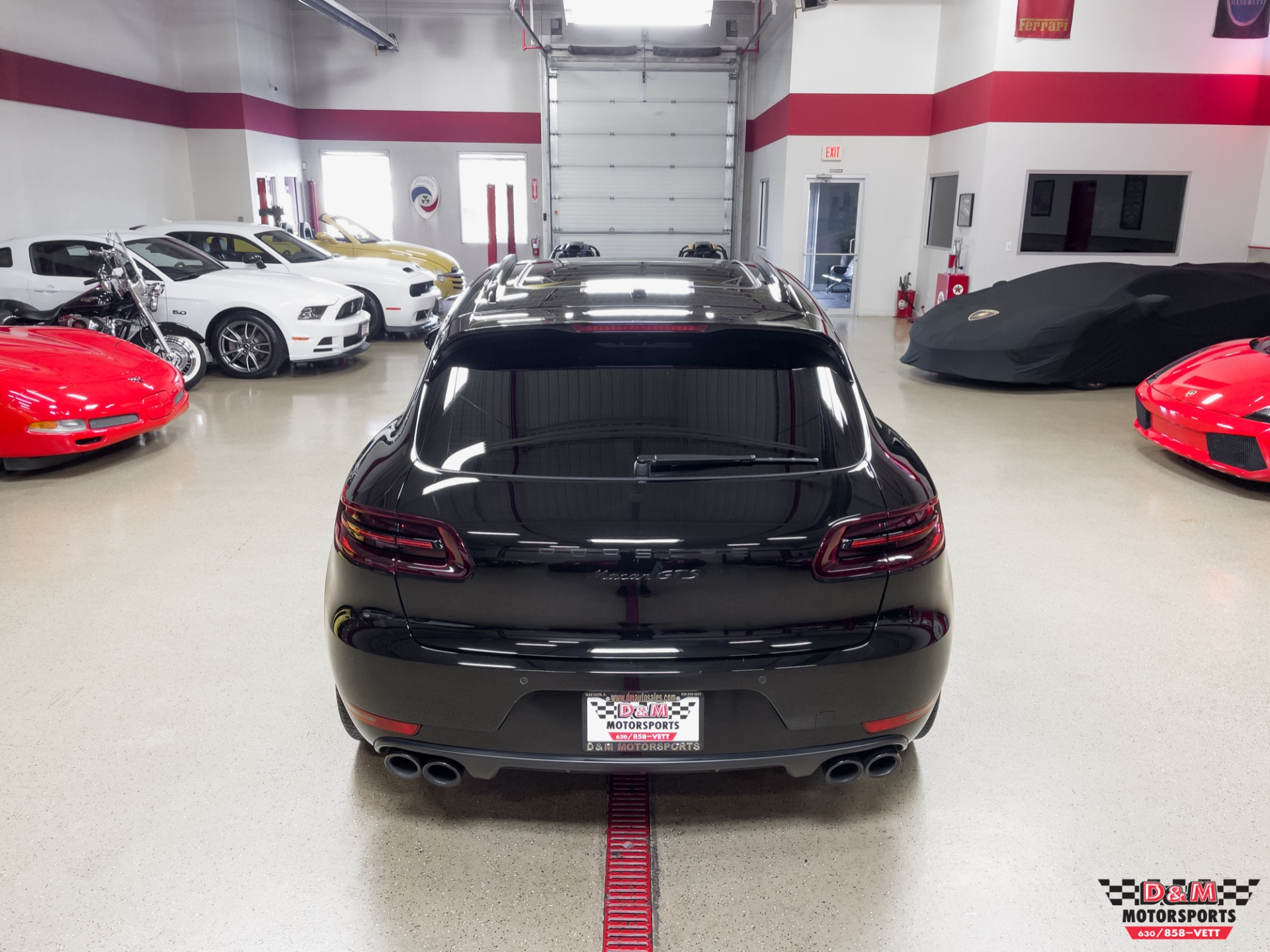 Used 2018 Porsche Macan GTS | Glen Ellyn, IL