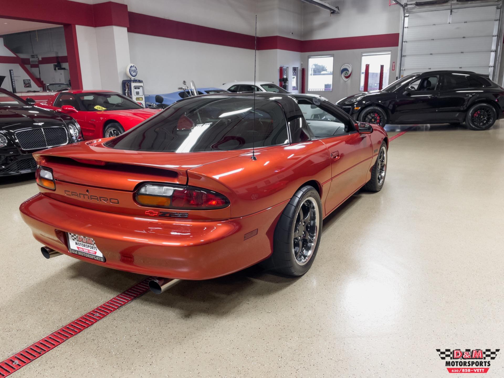 Used 2001 Chevrolet Camaro Z28 Coupe   Glen Ellyn, IL