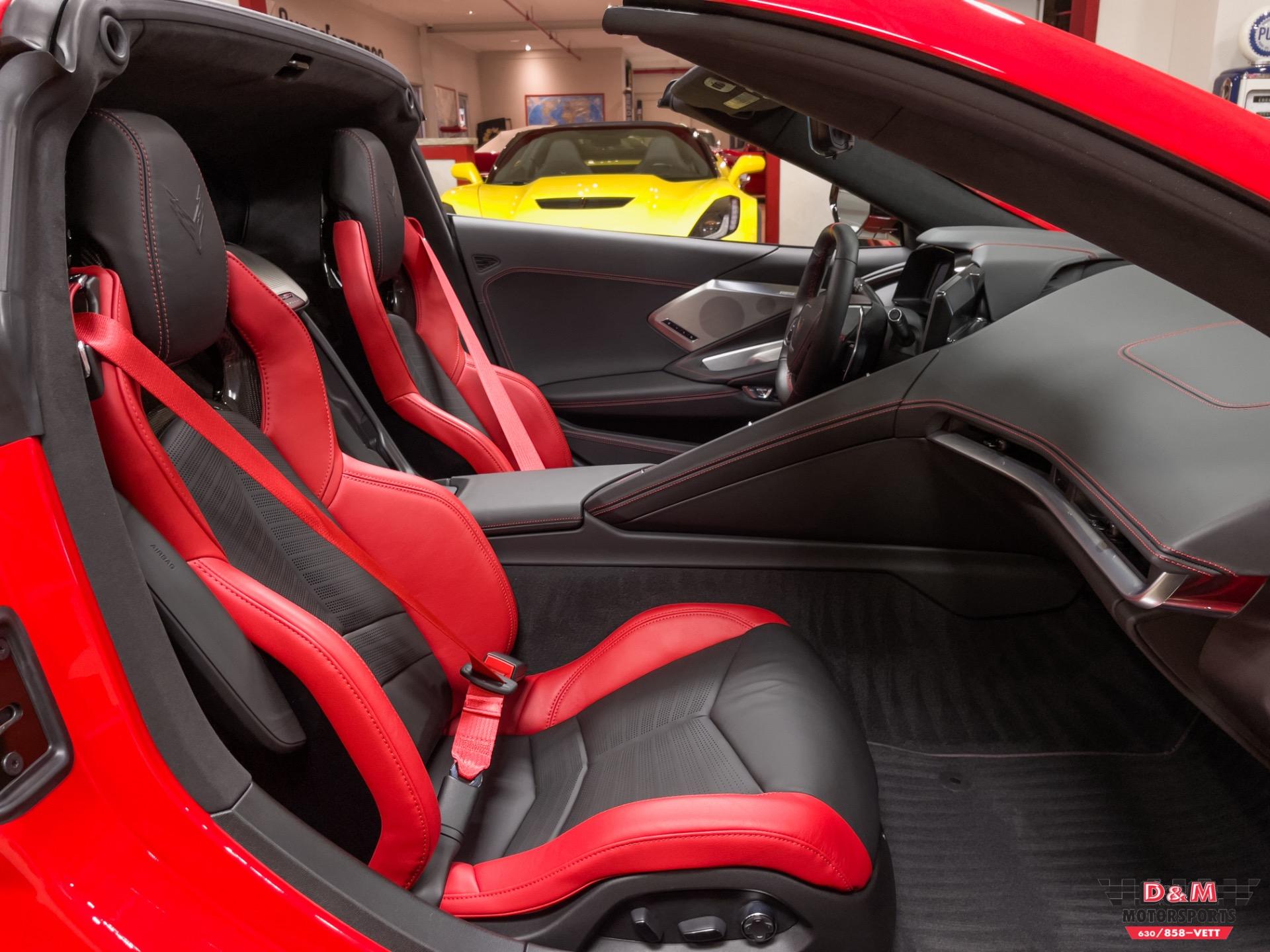Used 2021 Chevrolet Corvette Stingray Coupe | Glen Ellyn, IL
