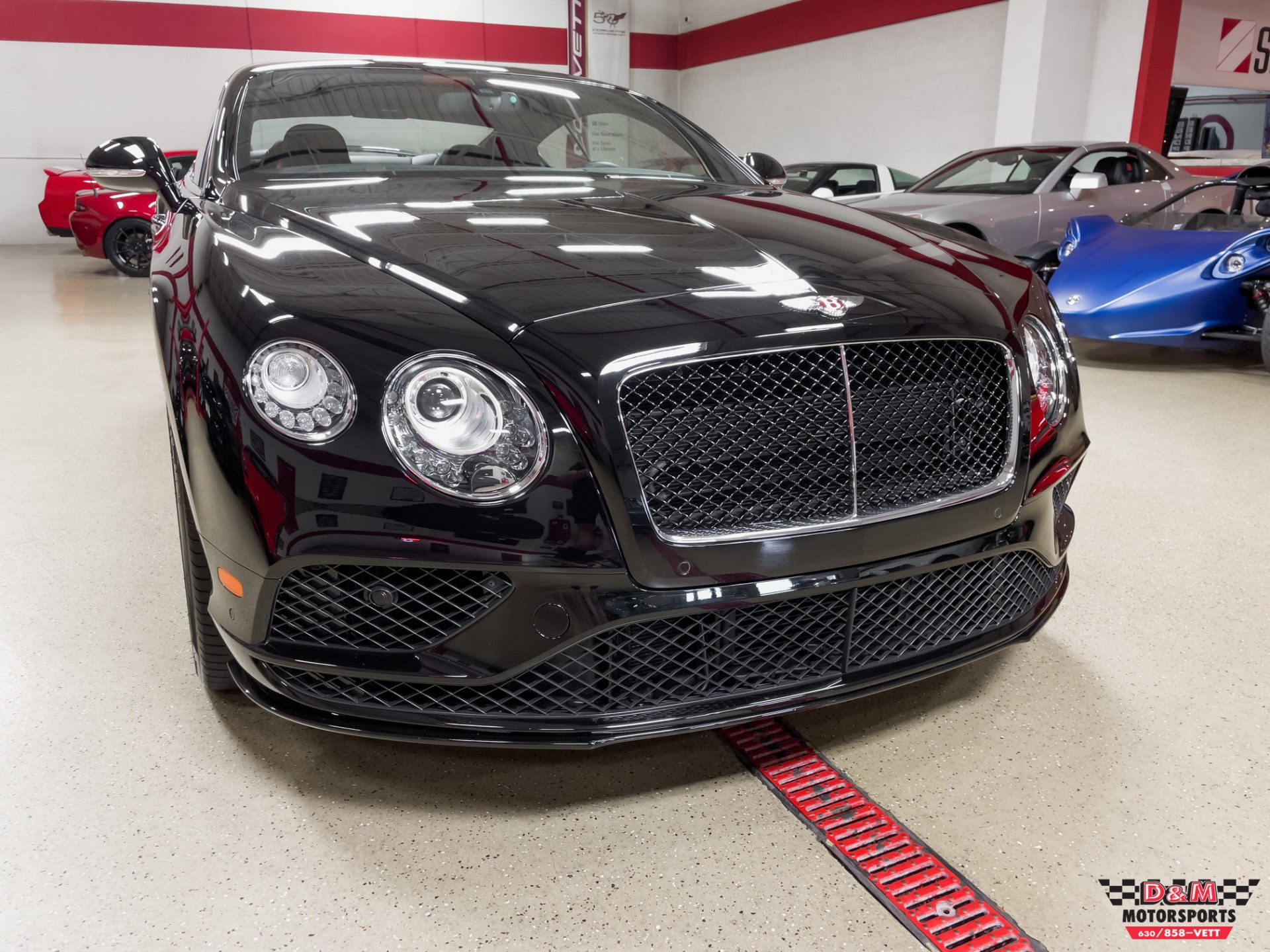 Used 2016 Bentley Continental GT V8 S Coupe   Glen Ellyn, IL
