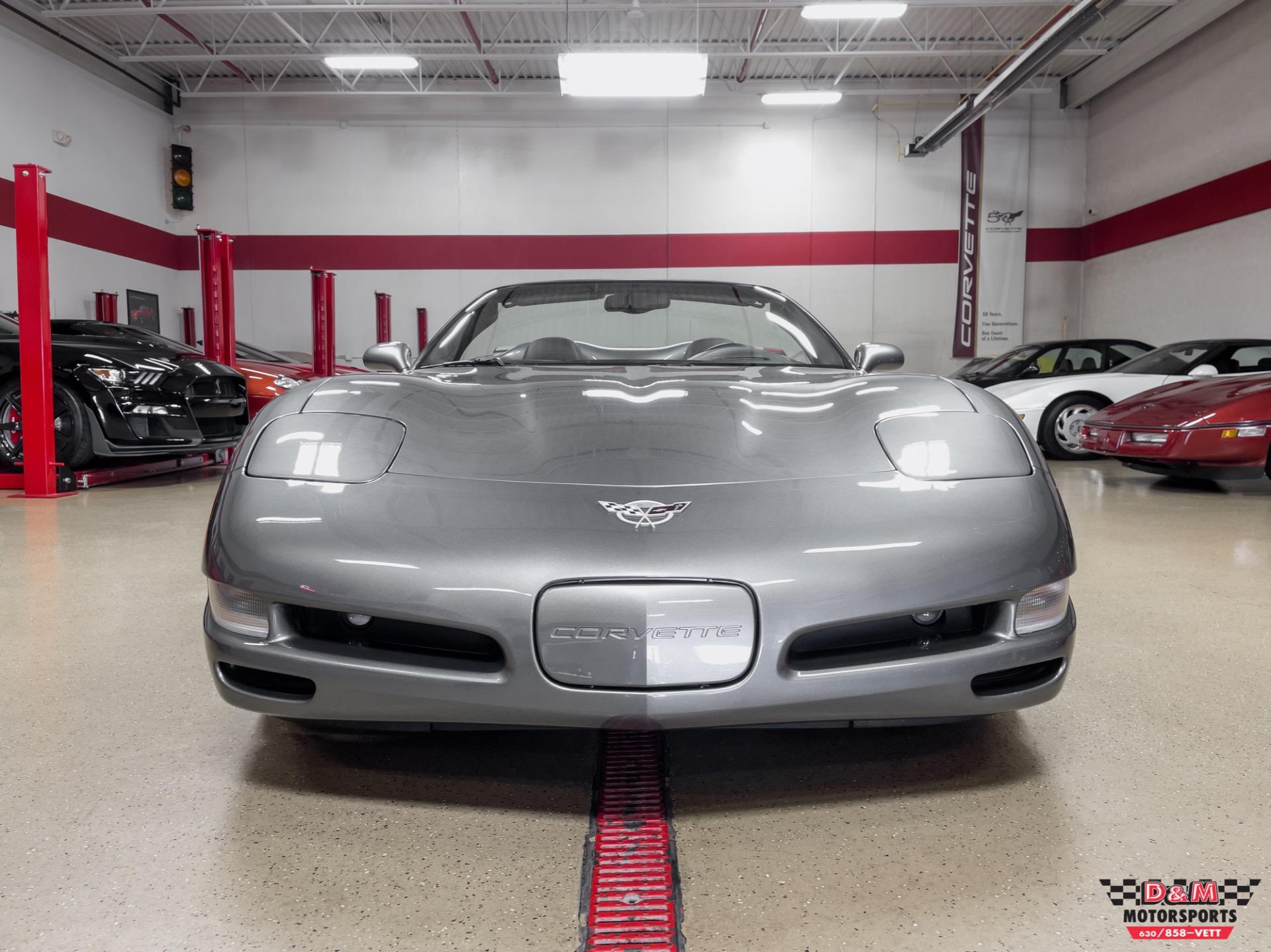 Used 2003 Chevrolet Corvette Convertible | Glen Ellyn, IL