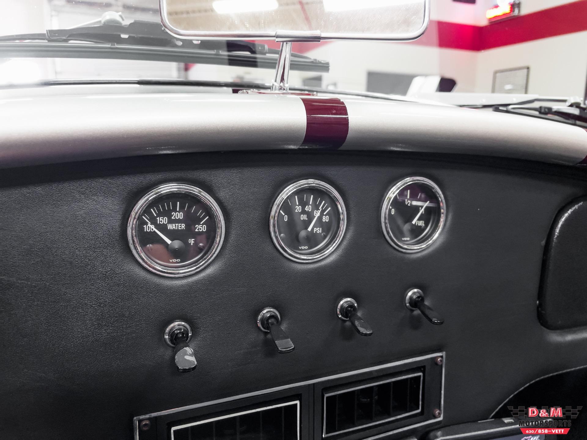 Used 1966 Classic Roadster Cobra  | Glen Ellyn, IL