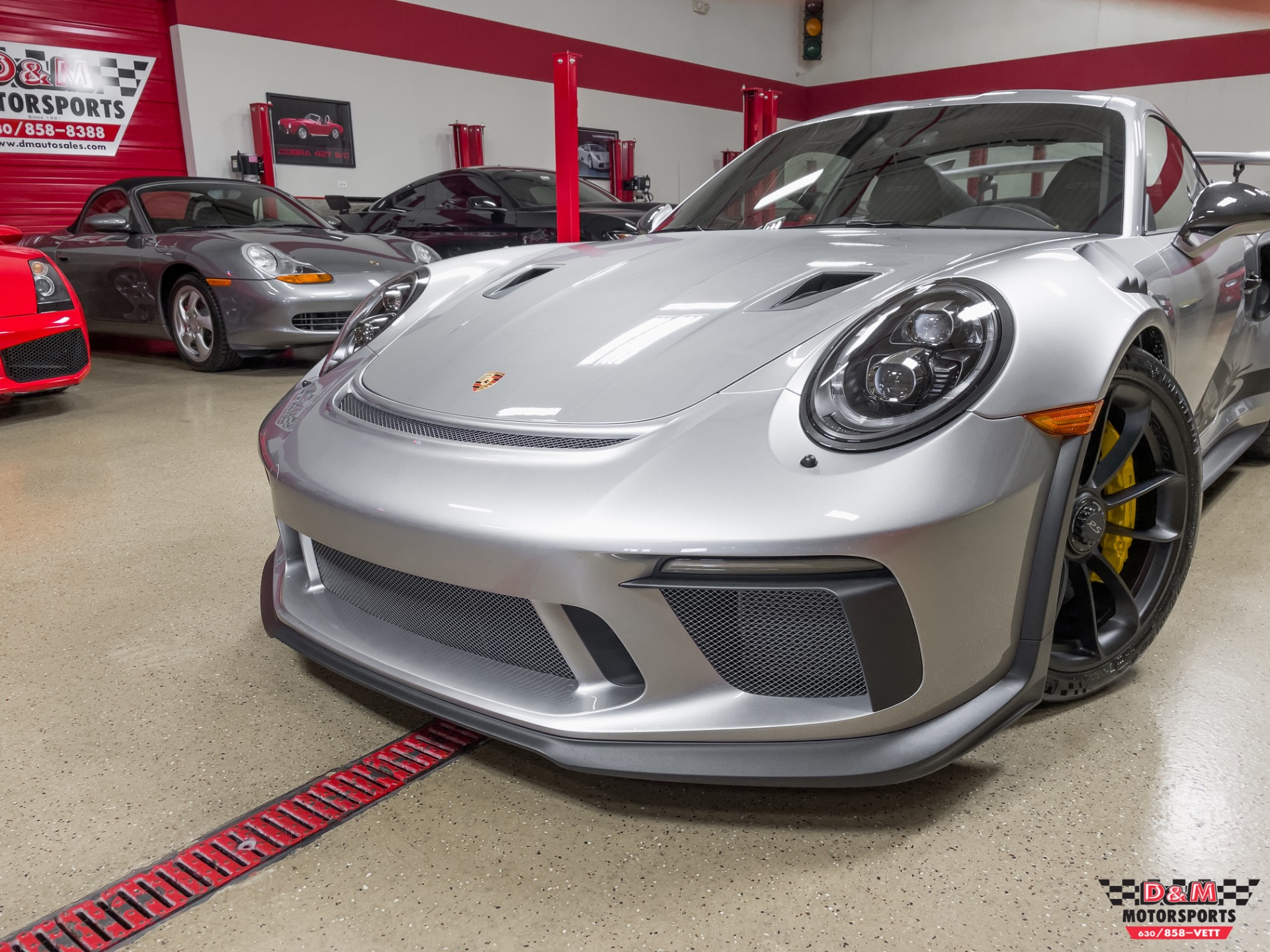 Used 2019 Porsche 911 GT3 RS | Glen Ellyn, IL