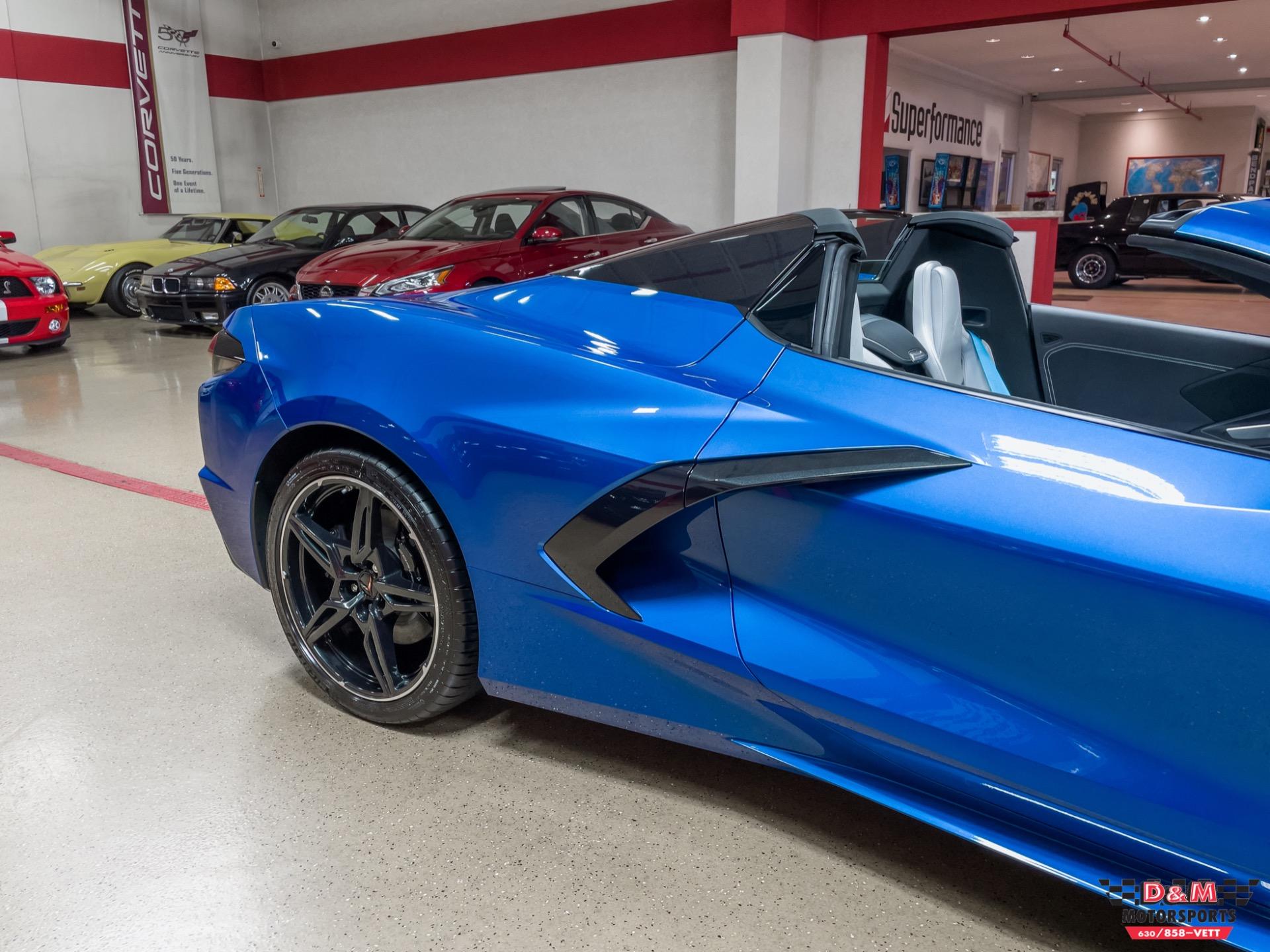 Used 2021 Chevrolet Corvette Stingray Convertible   Glen Ellyn, IL