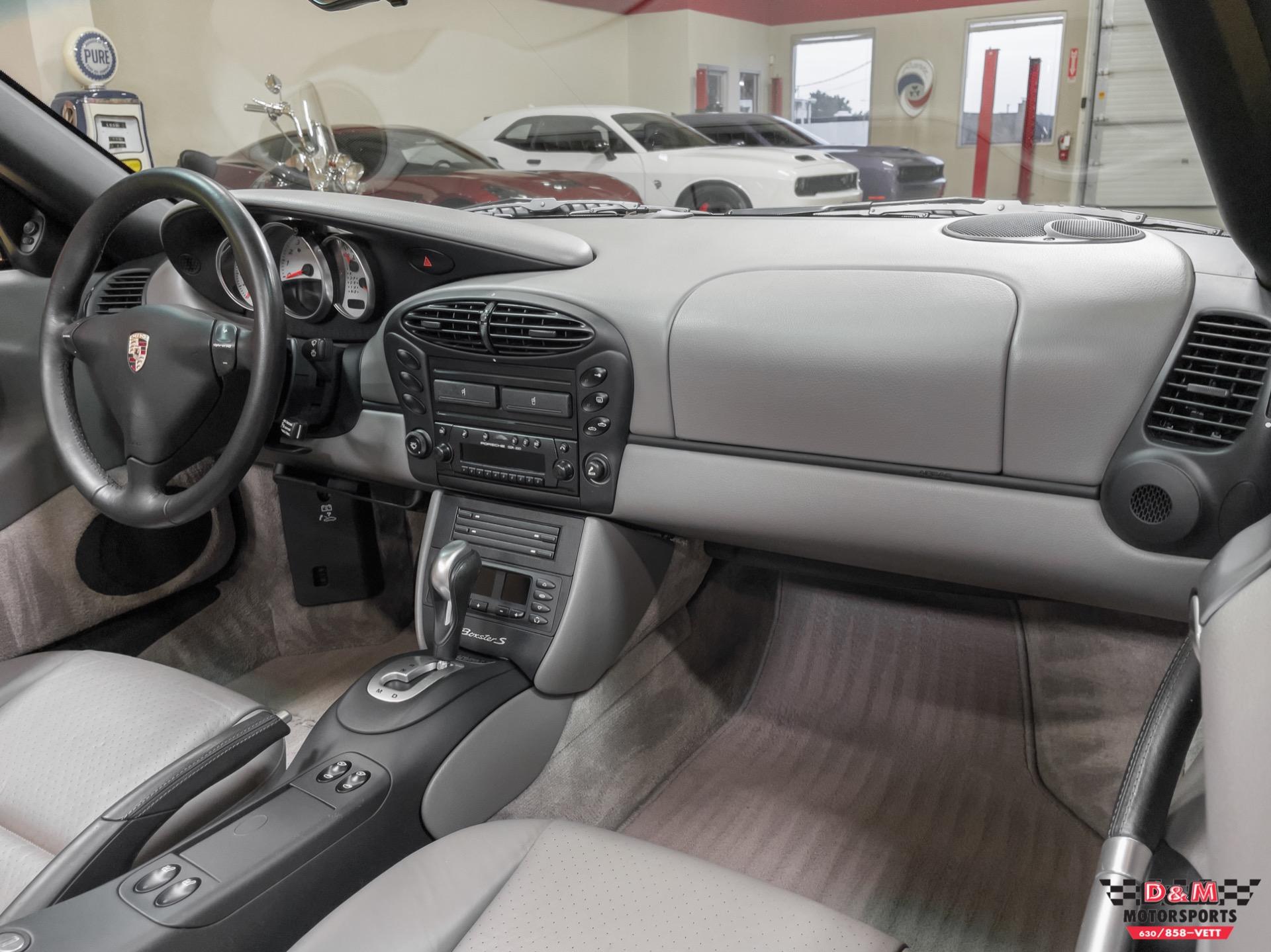 Used 2002 Porsche Boxster S | Glen Ellyn, IL