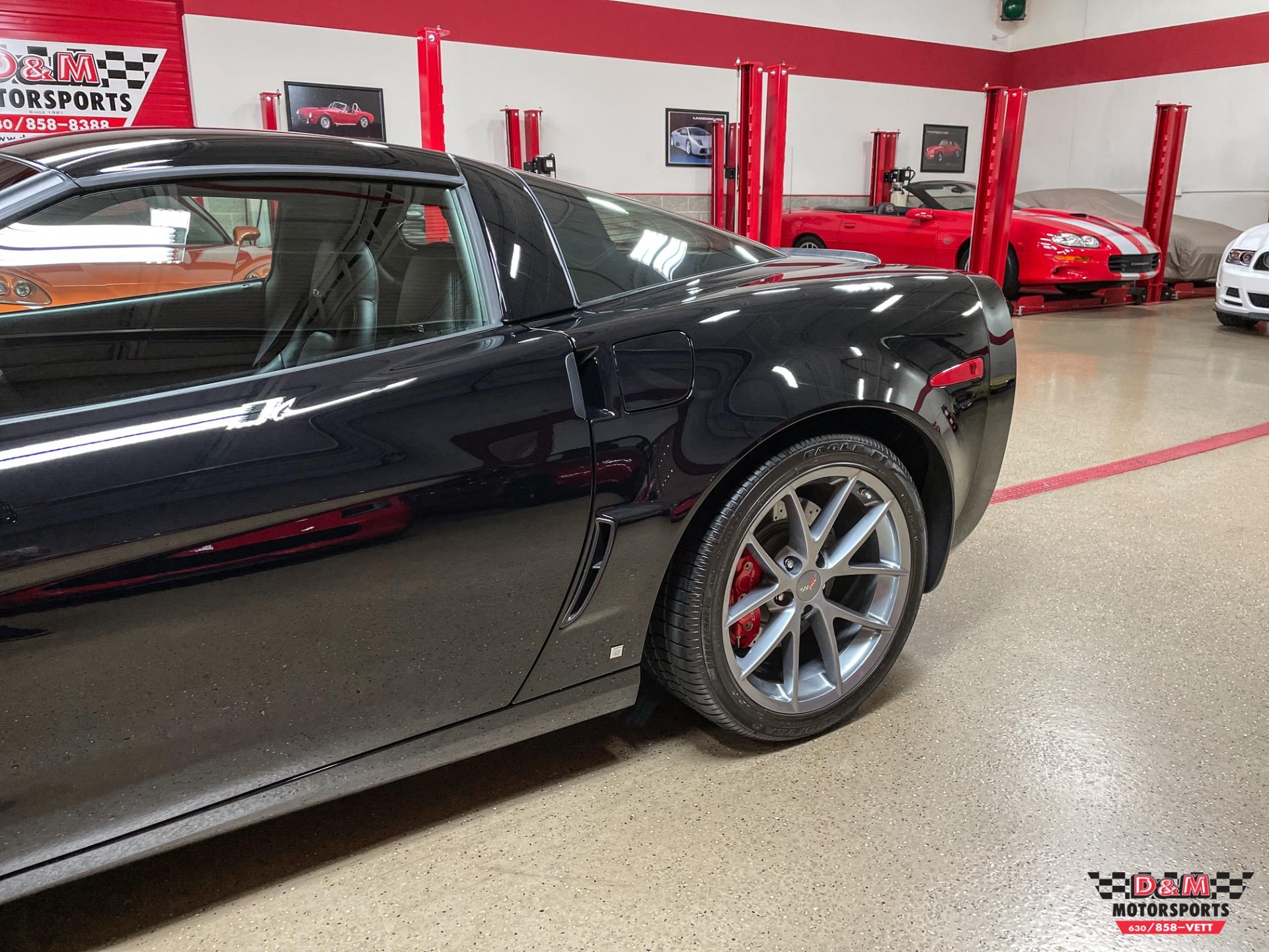 Used 2009 Chevrolet Corvette Z06 | Glen Ellyn, IL