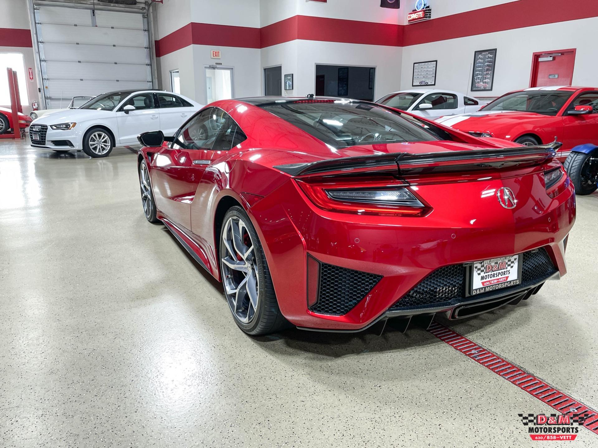Used 2017 Acura NSX SH-AWD Sport Hybrid   Glen Ellyn, IL