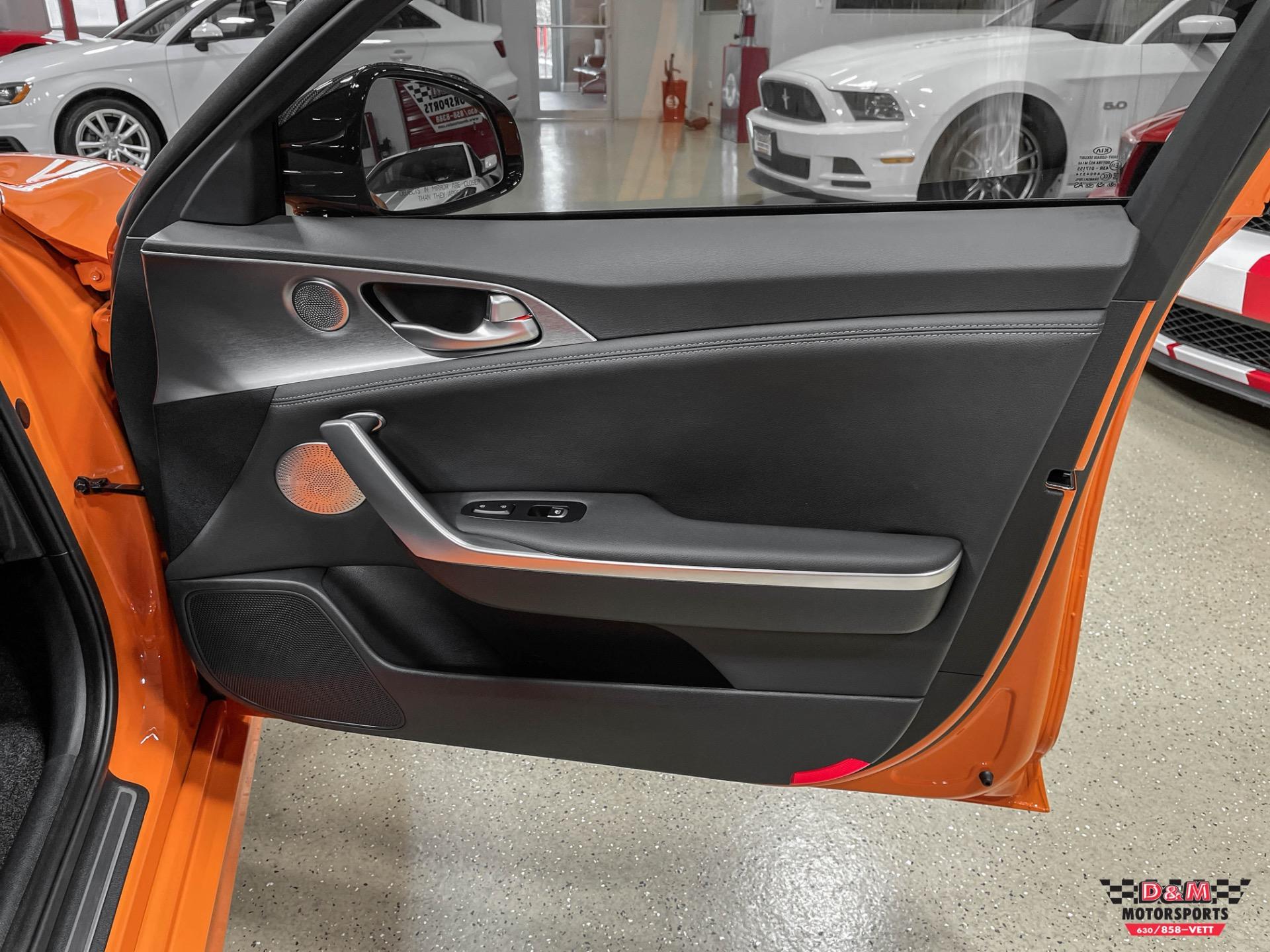 Used 2019 Kia Stinger GTS AWD V6 | Glen Ellyn, IL