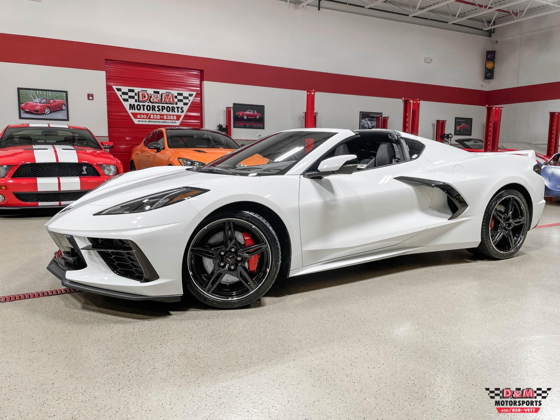 Used 2020 Chevrolet Corvette Stingray Coupe | Glen Ellyn, IL