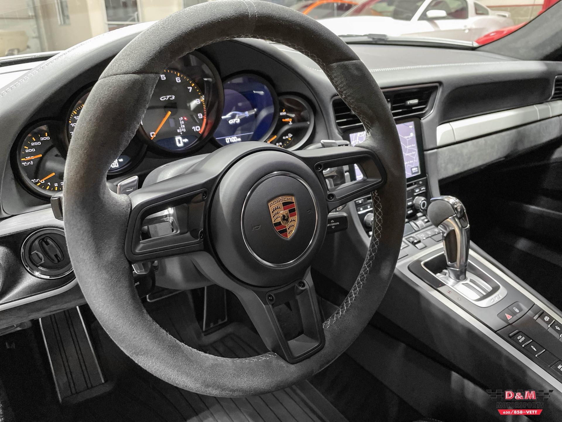 Used 2018 Porsche 911 GT3   Glen Ellyn, IL