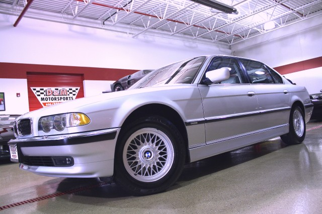 Used 2001 BMW 7 Series 740iL
