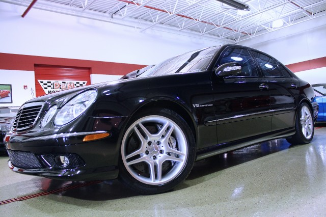 2003 Mercedes-Benz E-Class E55 AMG Stock # M4308 for sale near Glen ...
