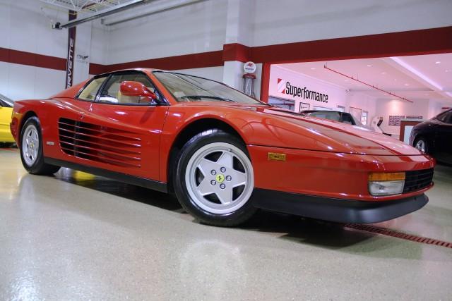 Used 1988 Ferrari Testarossa  | Glen Ellyn, IL